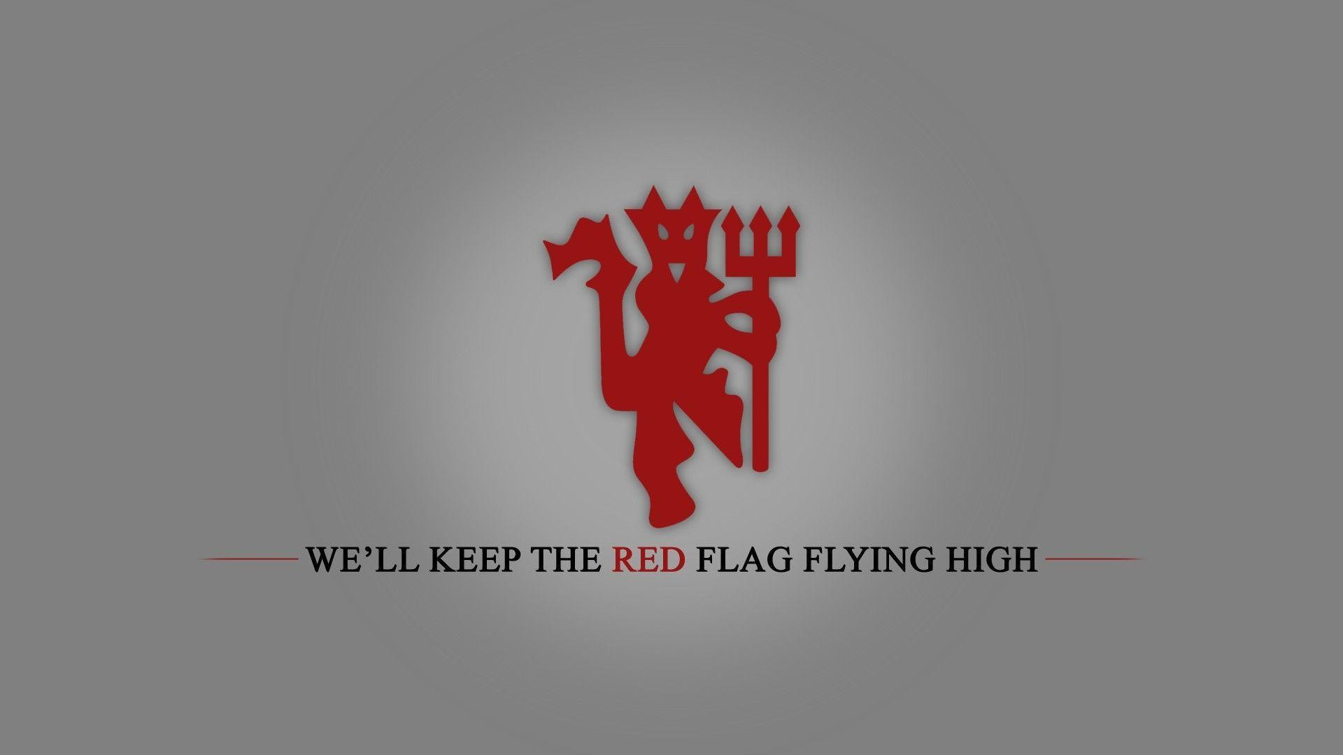 1920x1080 Amusing red devil manchester united Wallpapers,