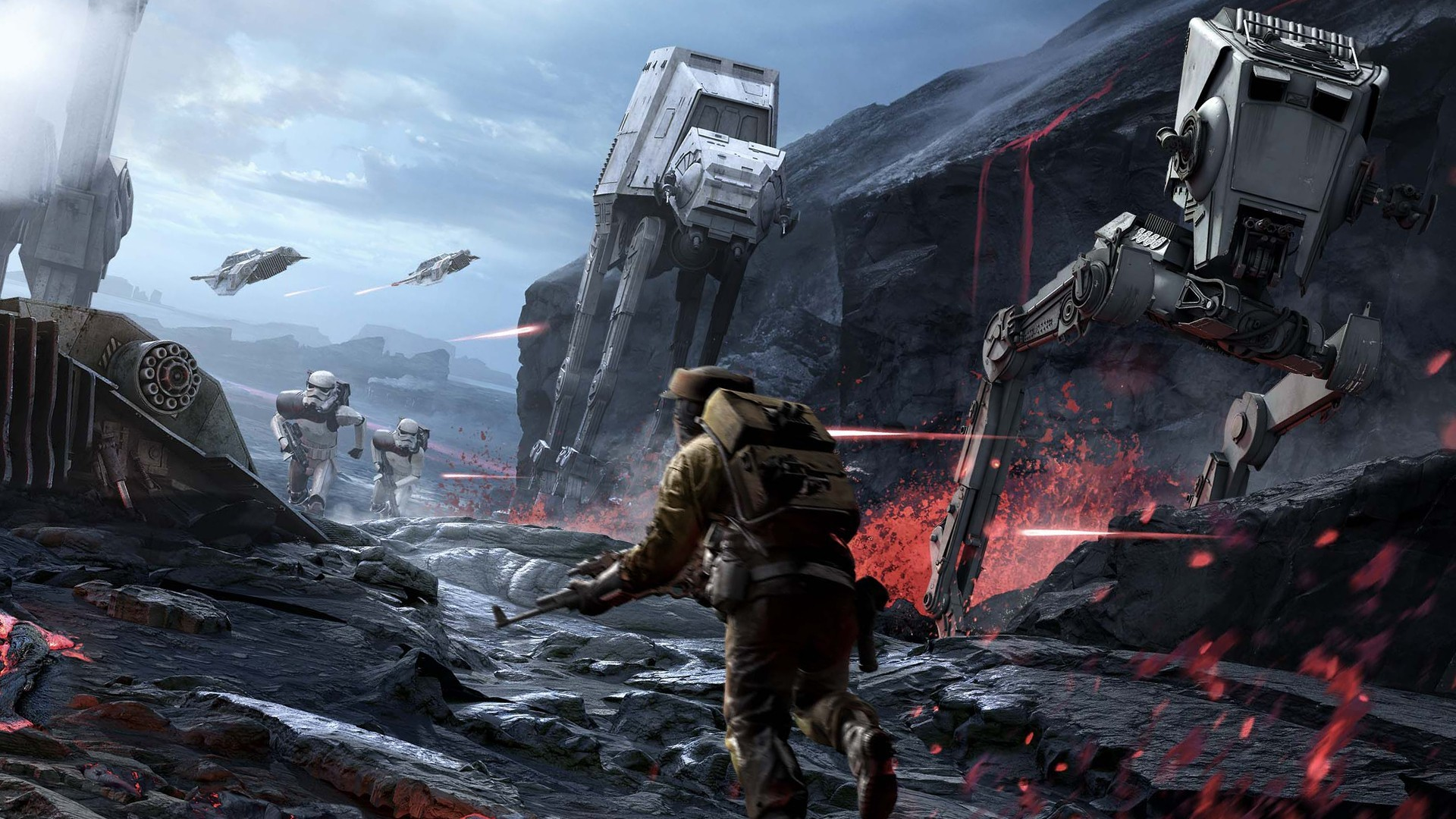 Ea Star Wars Battlefront Wallpaper 83 Images