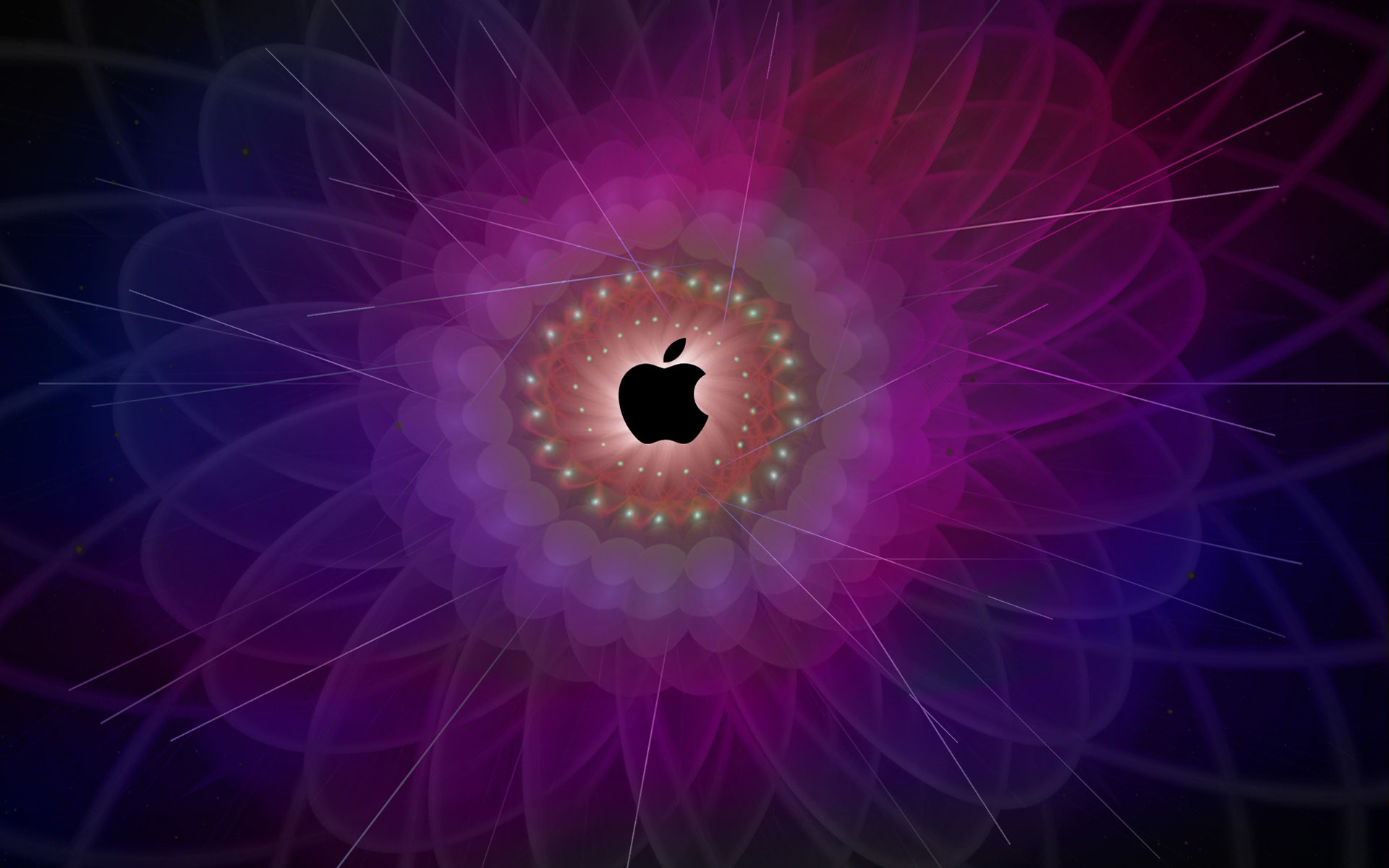 1920x1200 Blac Apple