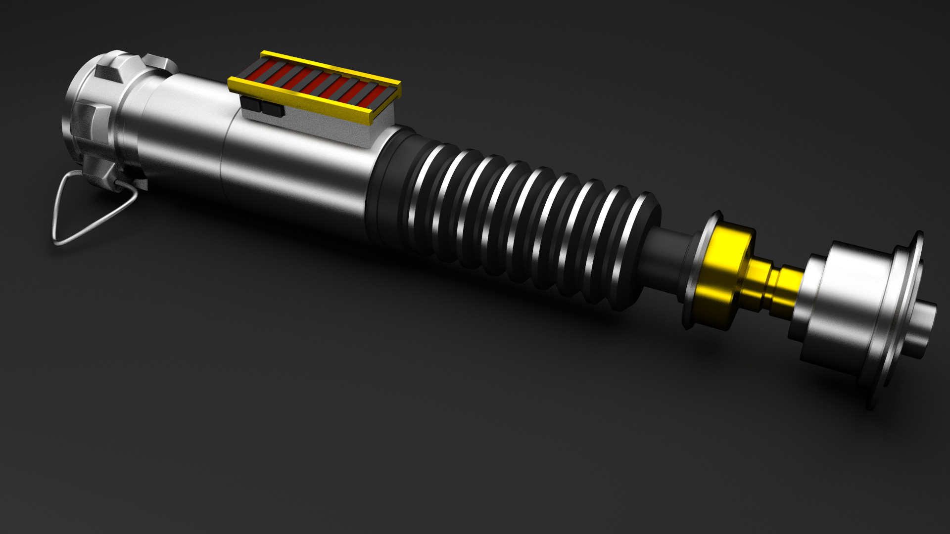 1920x1080 Luke's Lightsaber by RegusMartin Luke's Lightsaber by RegusMartin