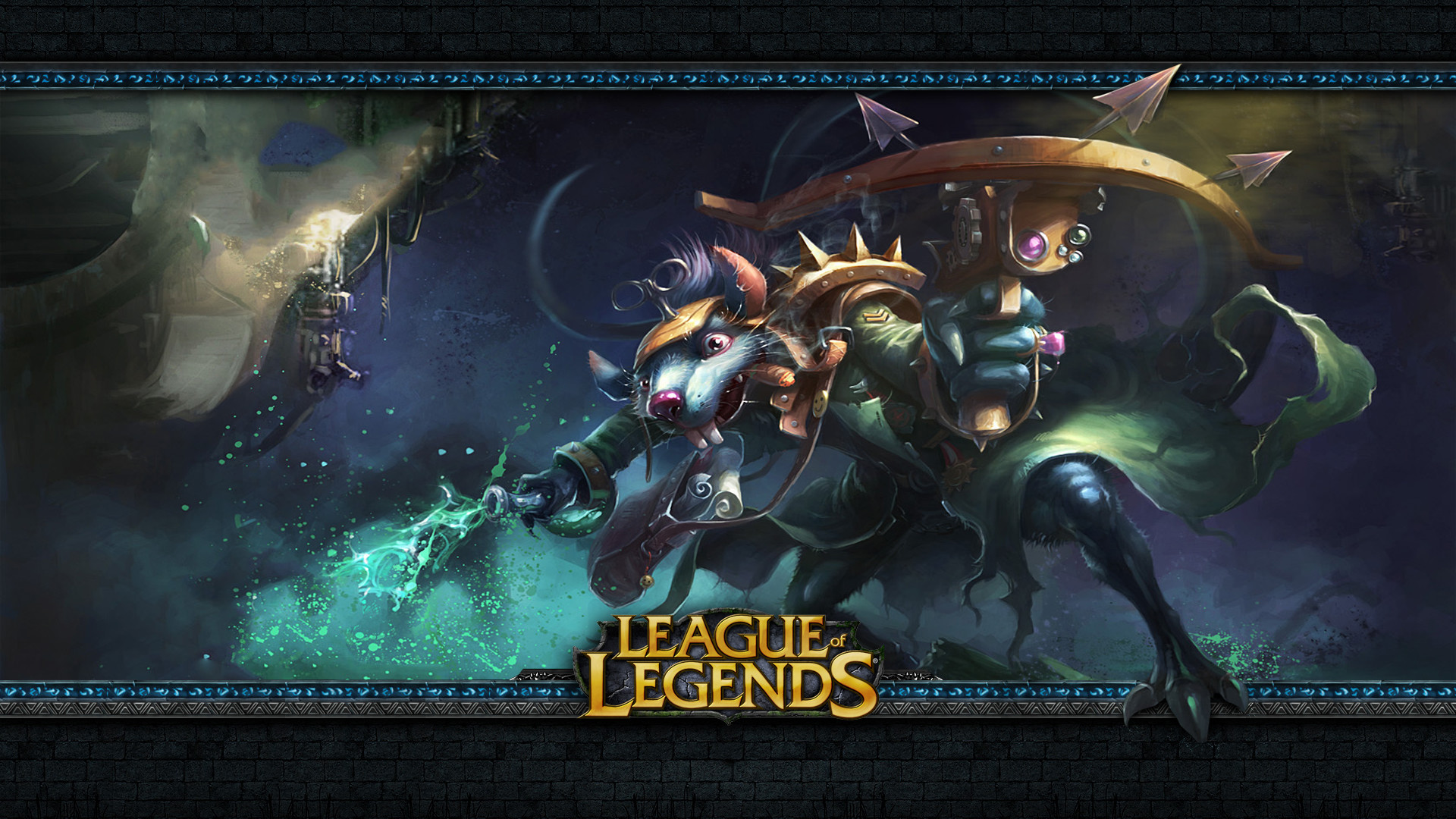 1920x1080 League of Legends Pictures