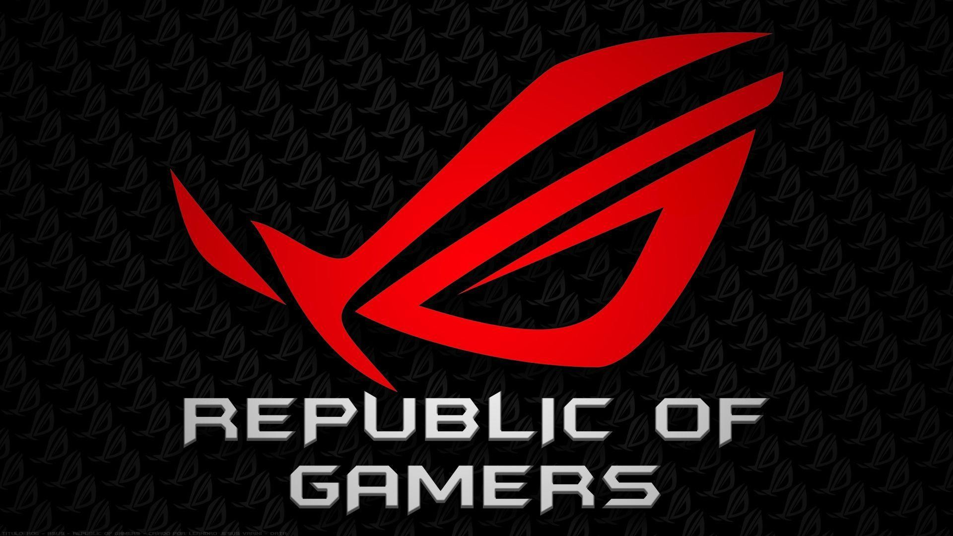 1920x1080 Republic Of Gamers Wallpaper 28442 Wallpapers HD | colourinwallpaper.
