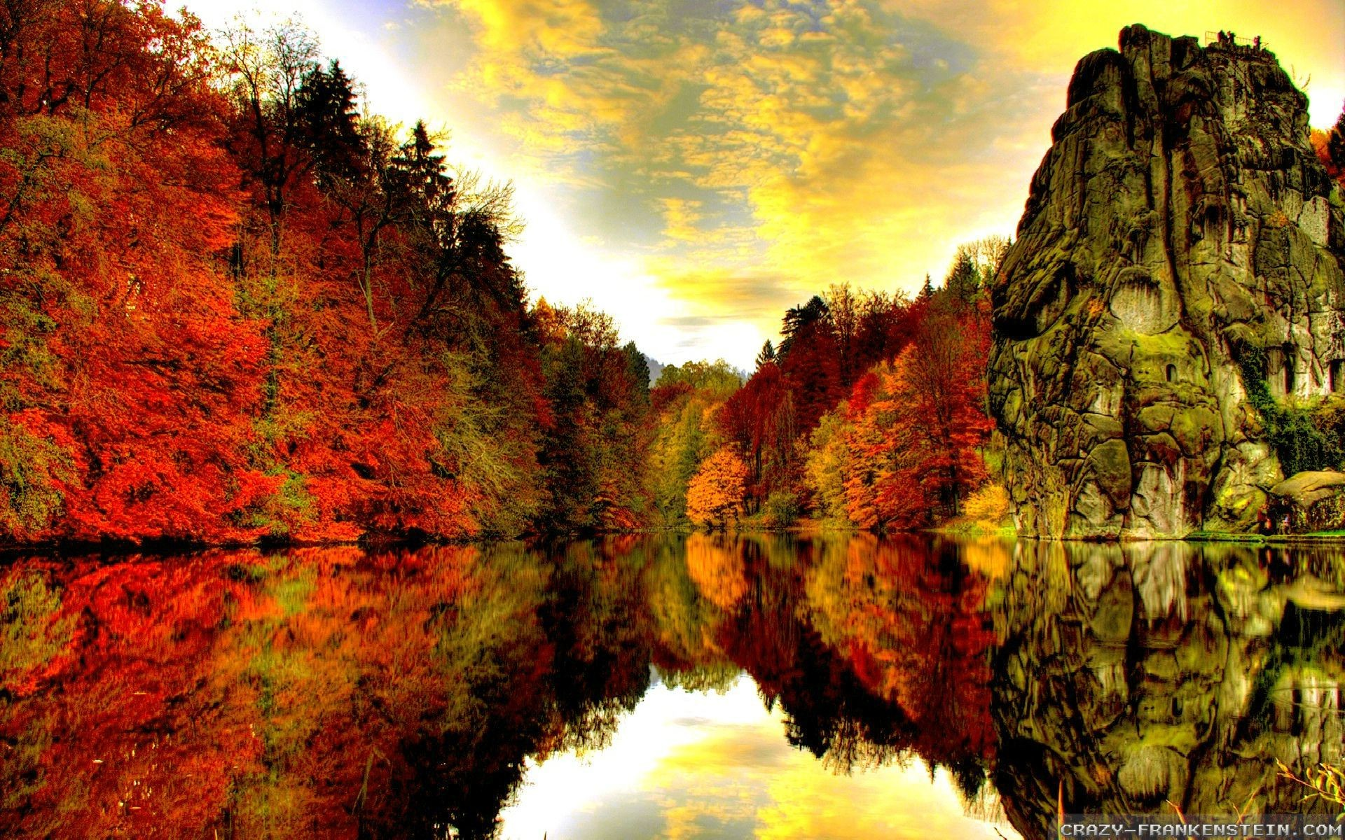 Fall Wallpaper for Desktop (68+ images)