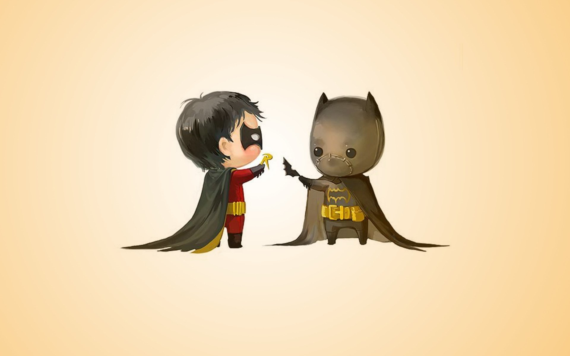 1920x1200 Batman en Robin, cartoon, grappig, leuk, HD wallpapers, Gratis .