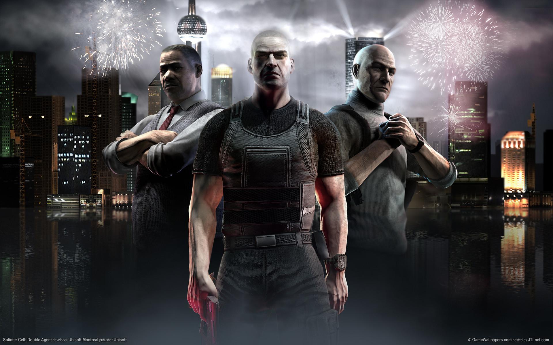 Tom Clancy's Splinter Cell: Double Agent Plot Summary ... |Splinter Cell Double Agent Wallpaper
