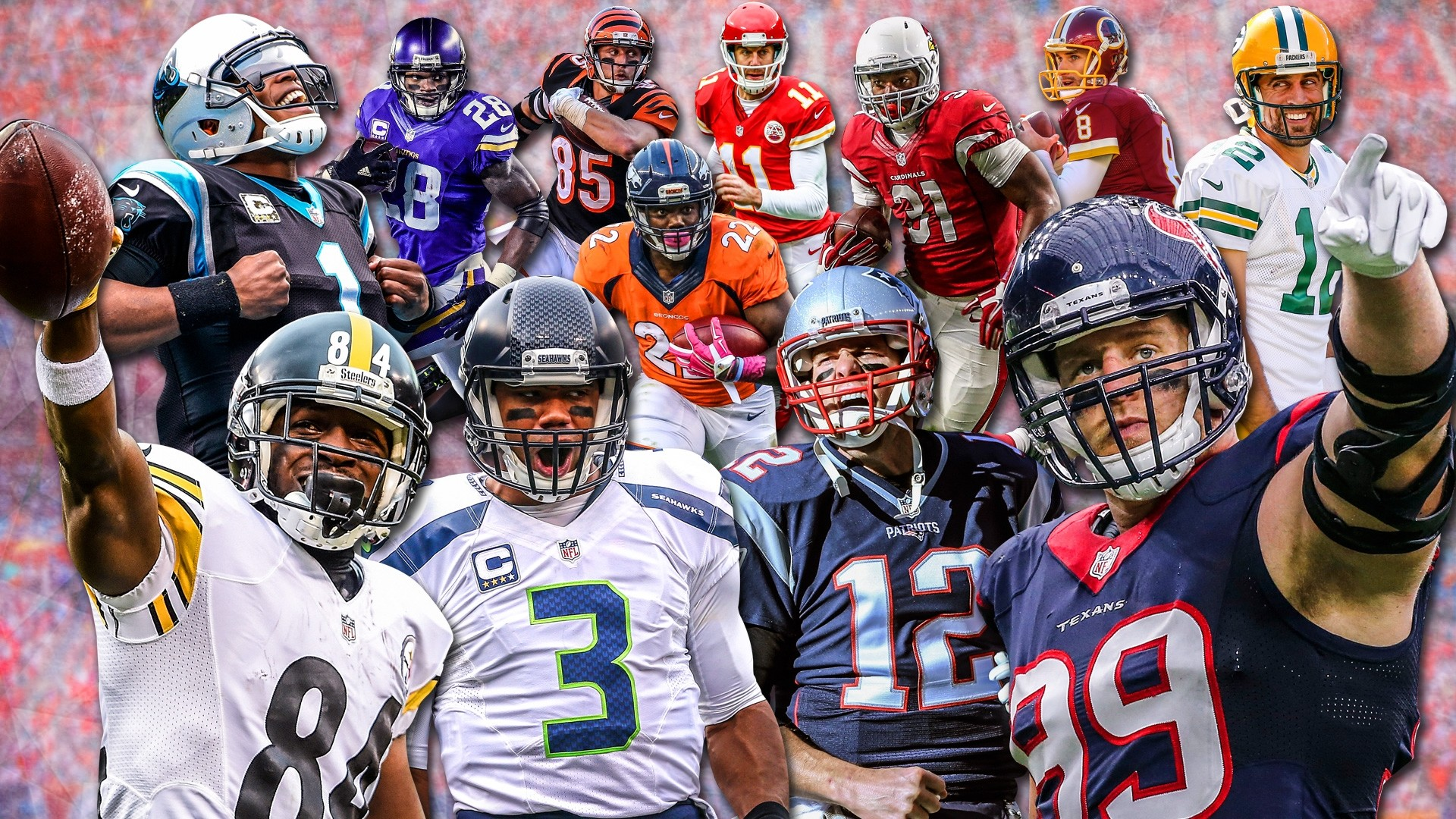 Cool American Football Wallpapers Nfl: Cool NFL Players Wallpapers (66+ Images