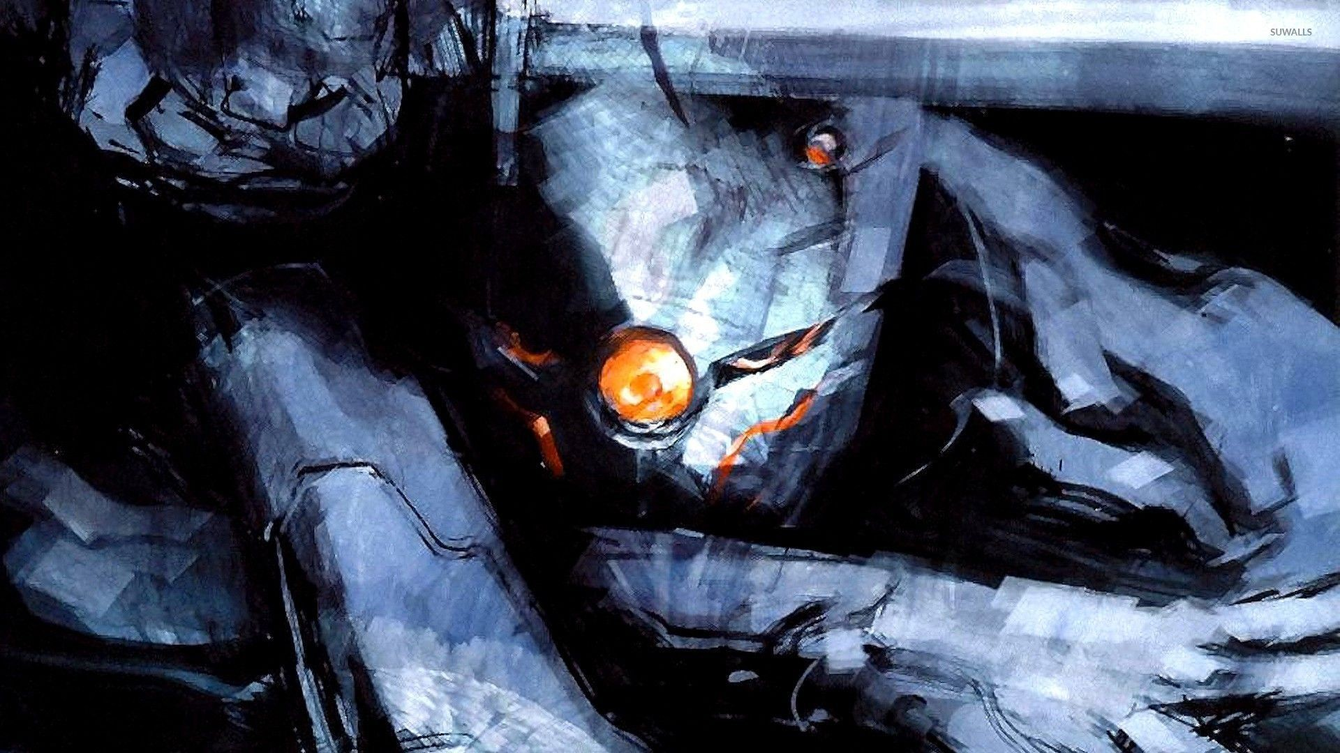 1920x1080 Gray Fox - Metal Gear Solid wallpaper  jpg