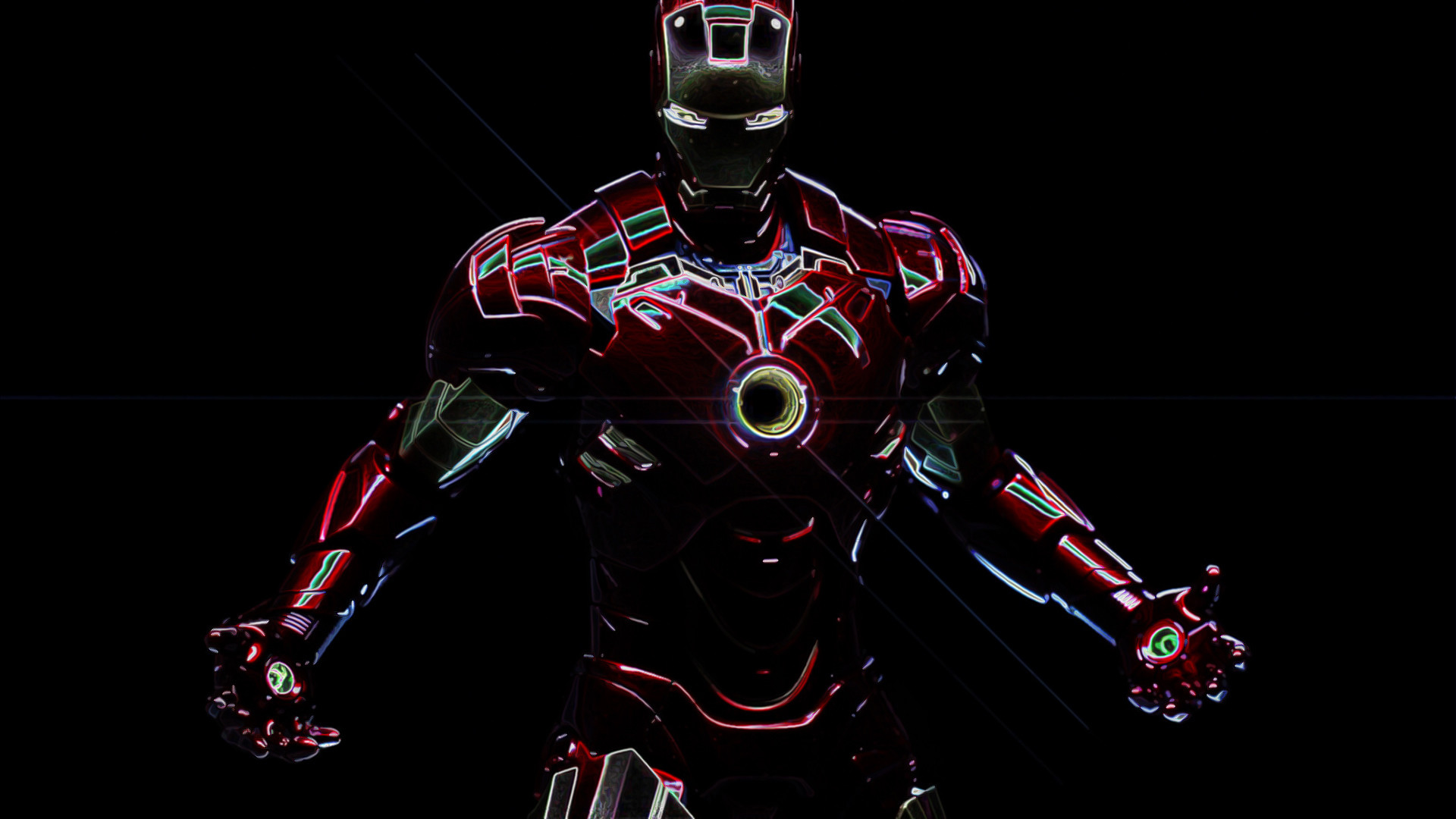 1920x1080 Iron Man Suit Diagnostic HD Wide Wallpaper For Widescreen Download