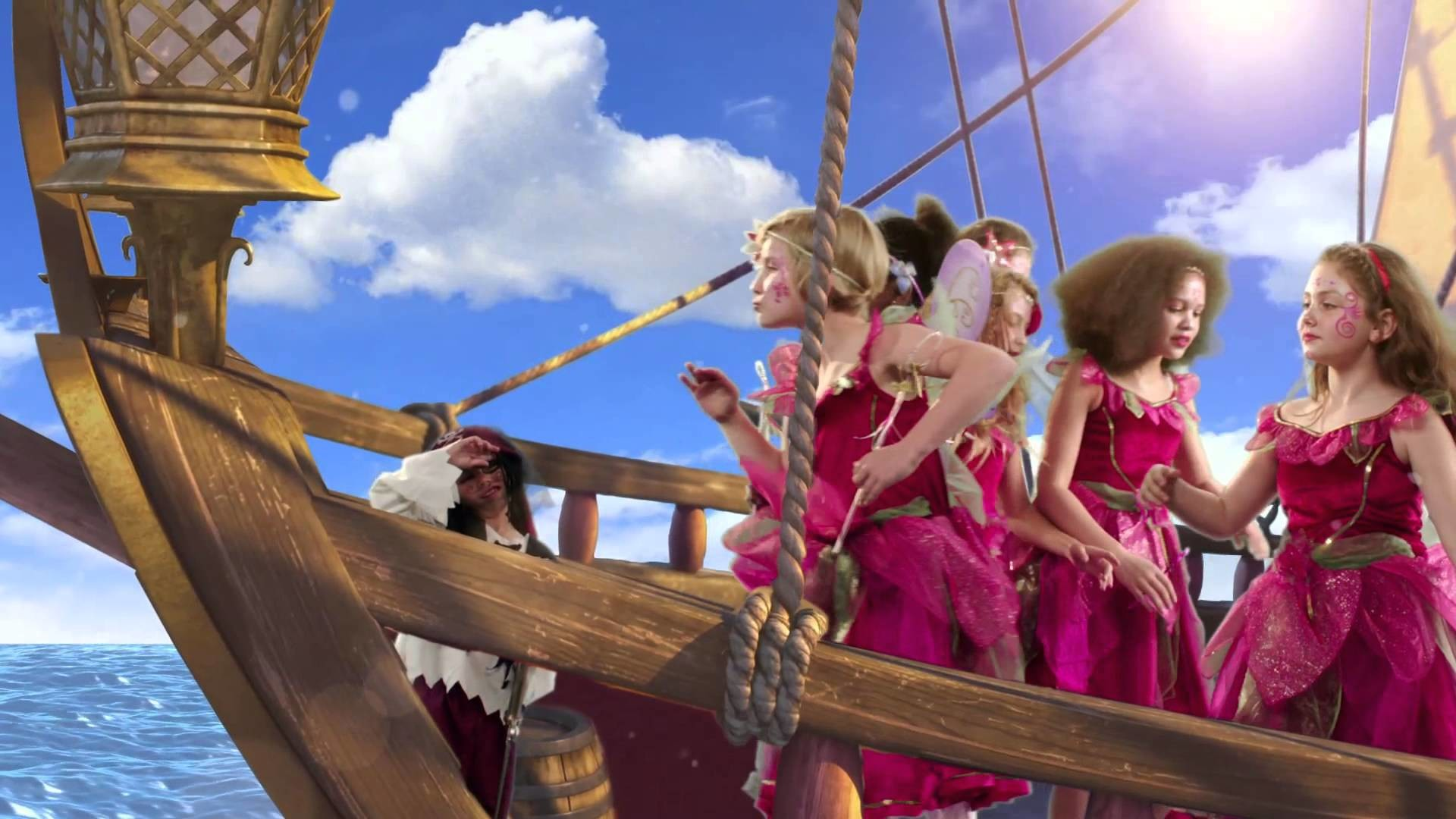 1920x1080 Tinker Bell and the Pirate Fairy Music Video | Official Disney HD - YouTube