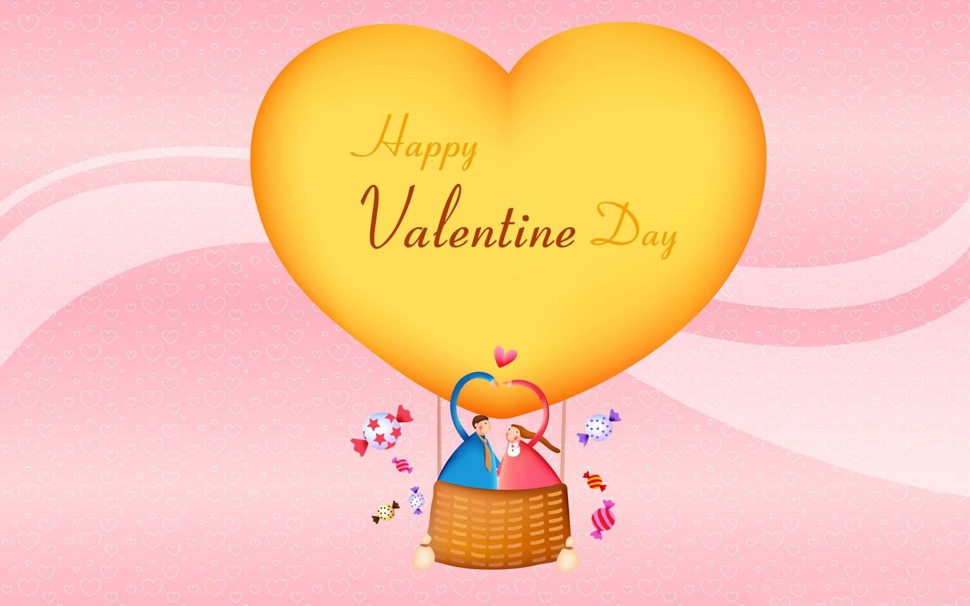 Поздравления с Днём Святого Валентина на английском языке с