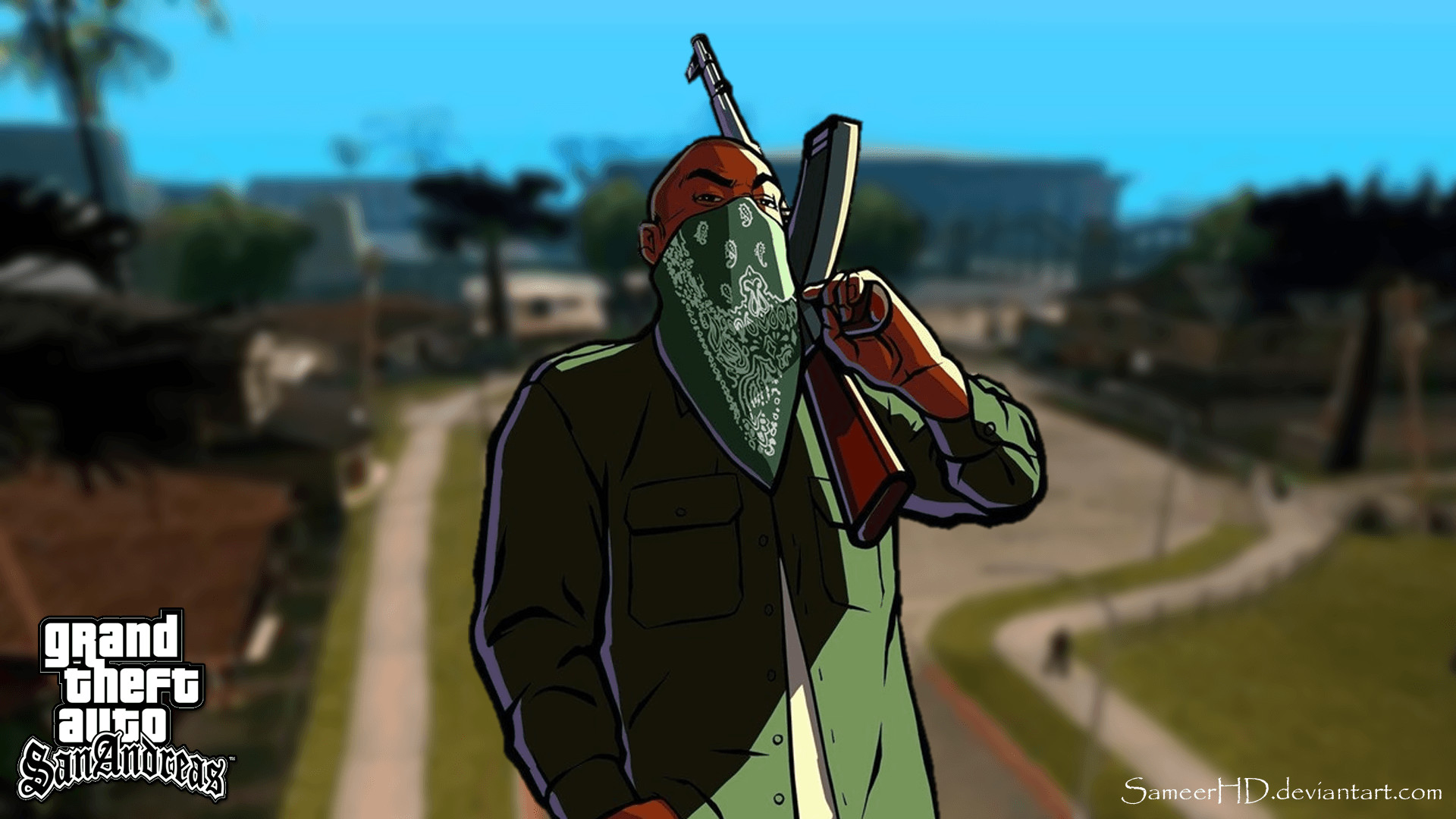 Grand Theft Auto San Andreas Wallpapers (55+ images)