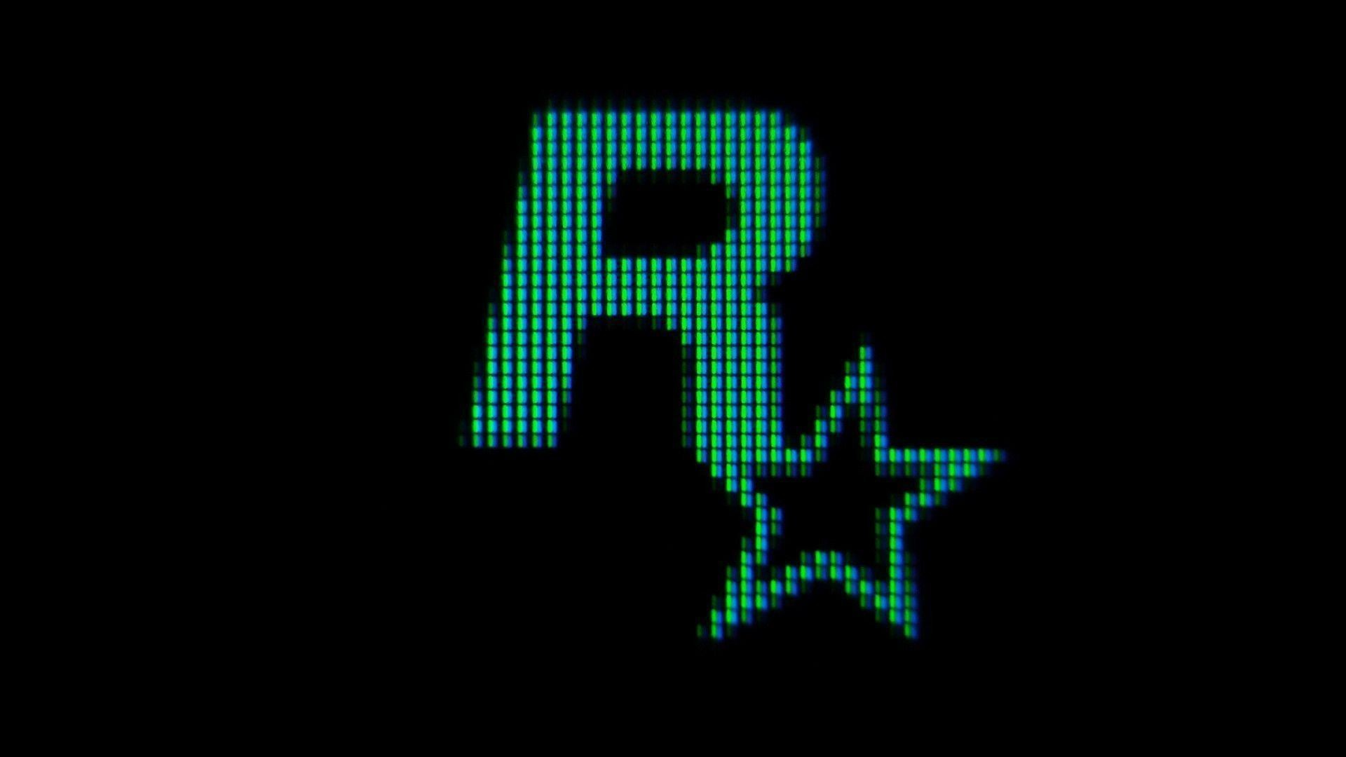 1920x1080 The Images of Rockstar Games Logos RGB  HD Wallpaper .