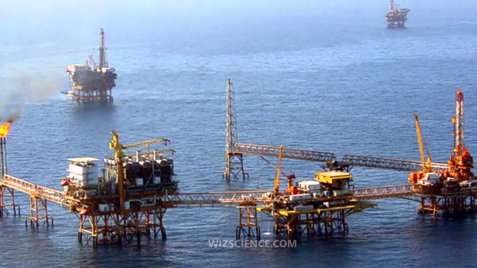 1920x1080 Offshore geotechnical engineering - Video Learning - WizScience.com