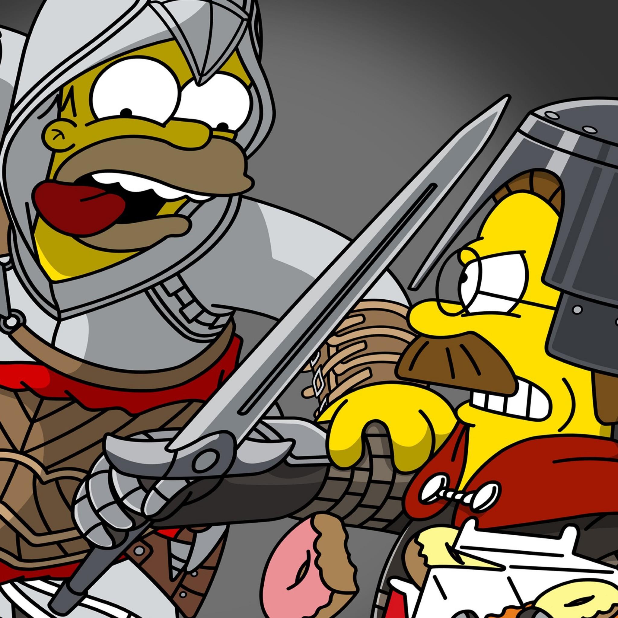 The Simpsons Wallpaper for Desktop (68+ images)
