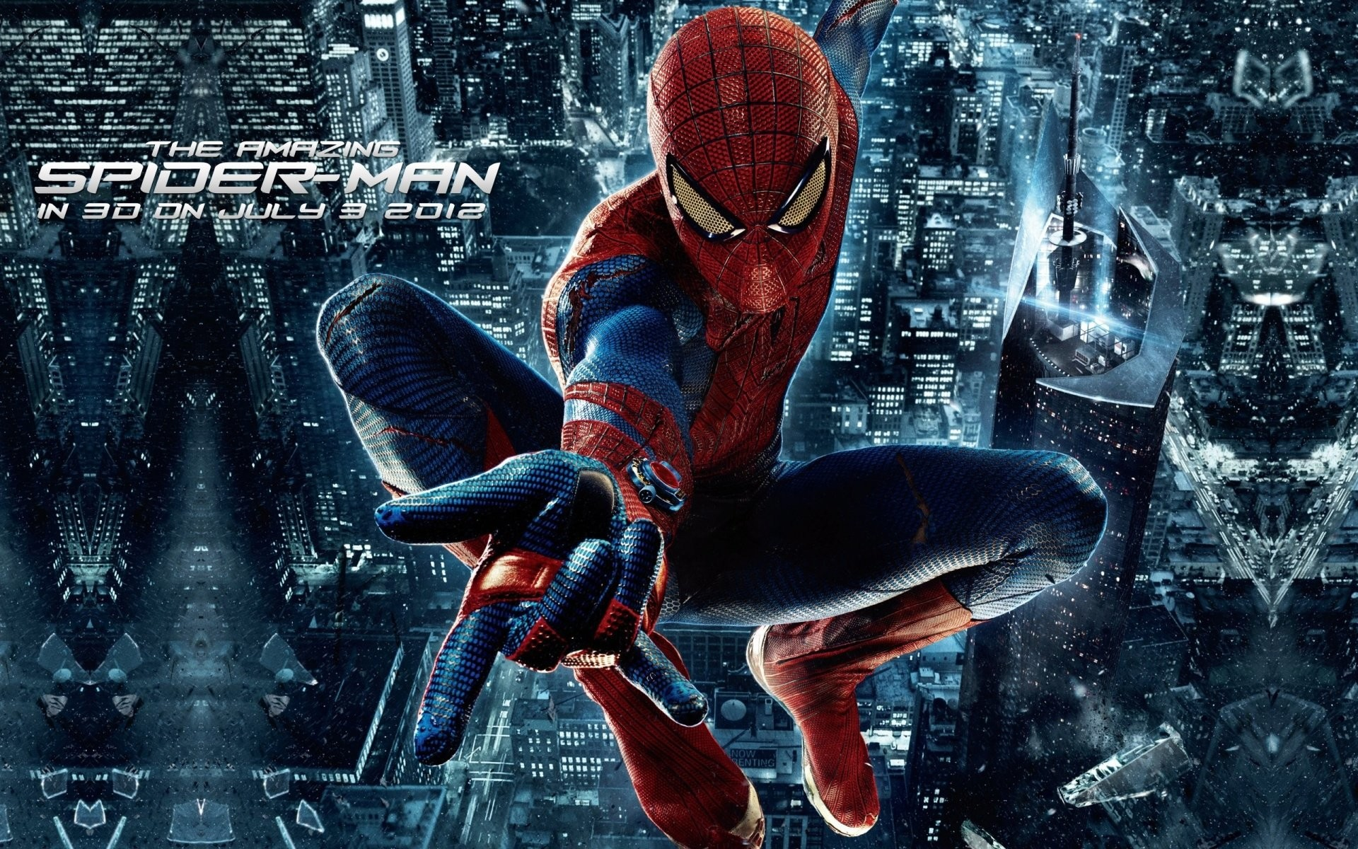 1920x1080 The Amazing Spider Man HD Wallpapers Desktop Backgrounds 2