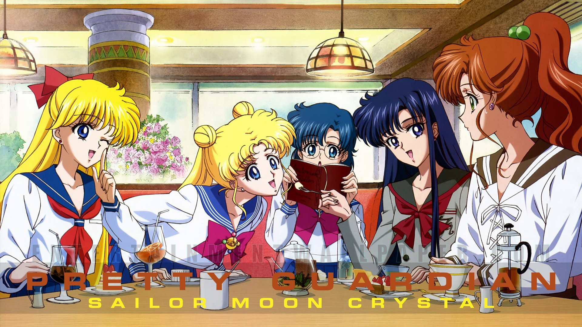 1920x1080 Pretty Guardian Sailor Moon Crystal Wallpaper - Original size, download now.