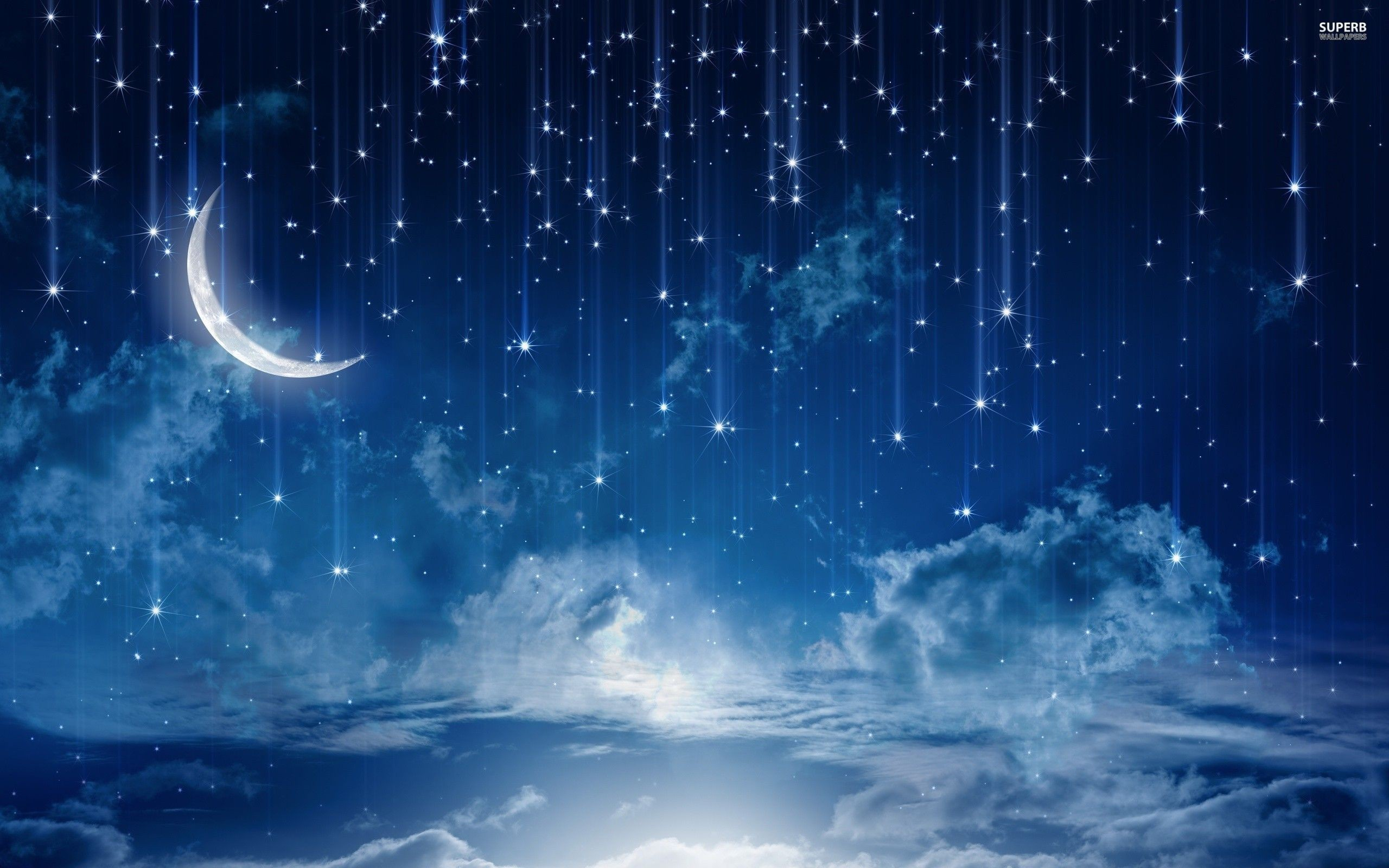 2560x1600 Feed Pictures - The Beautiful Night Sky Hd Widescreen Wallpaper Landscape  Wallpaper Pictures