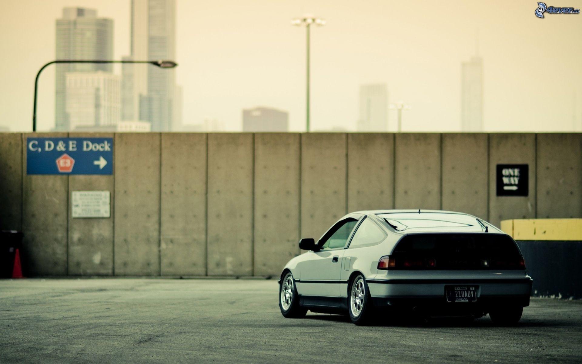 Honda Crx Wallpaper (38+ images)