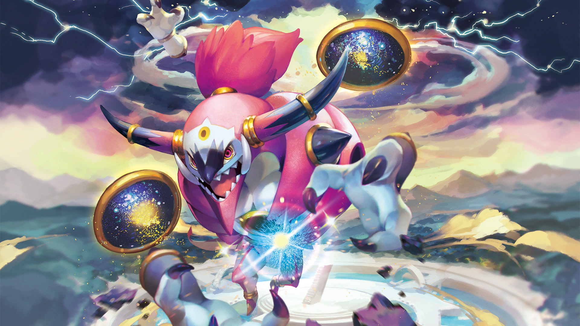 Hoopa Wallpapers 70 Images