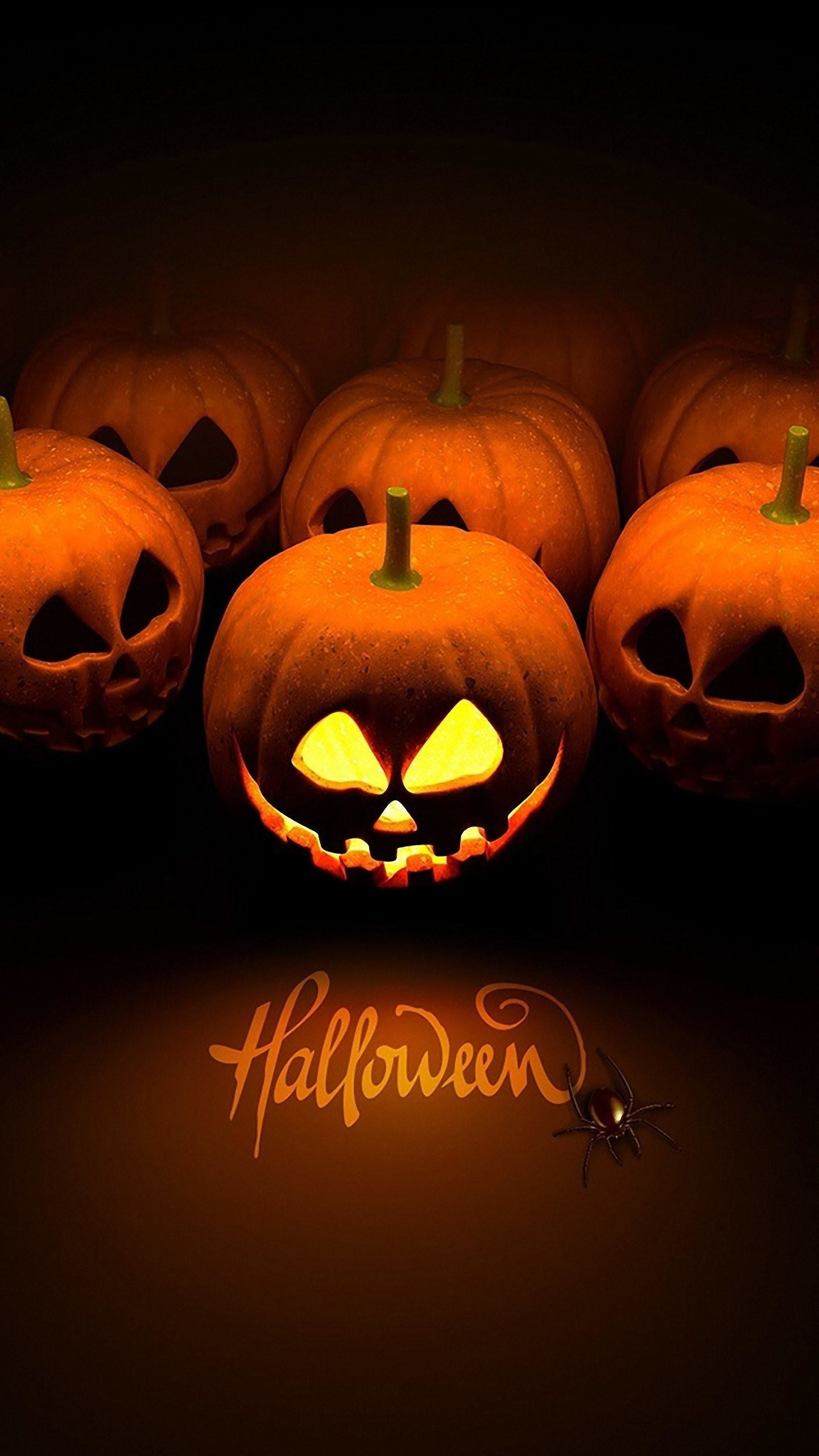 1440x2560 halloween lock screen wallpaper #683959