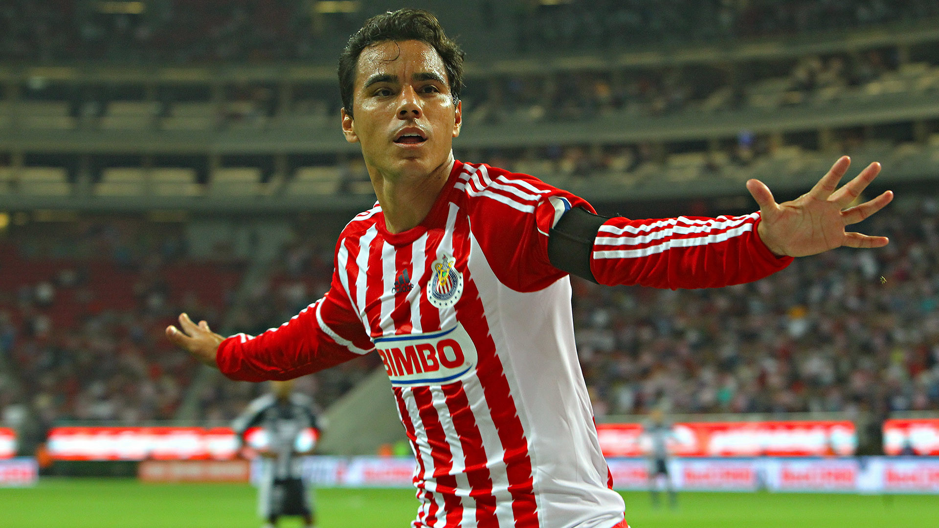 1920x1080 Omar Bravo was back amongst the goals for Chivas this past Sunday