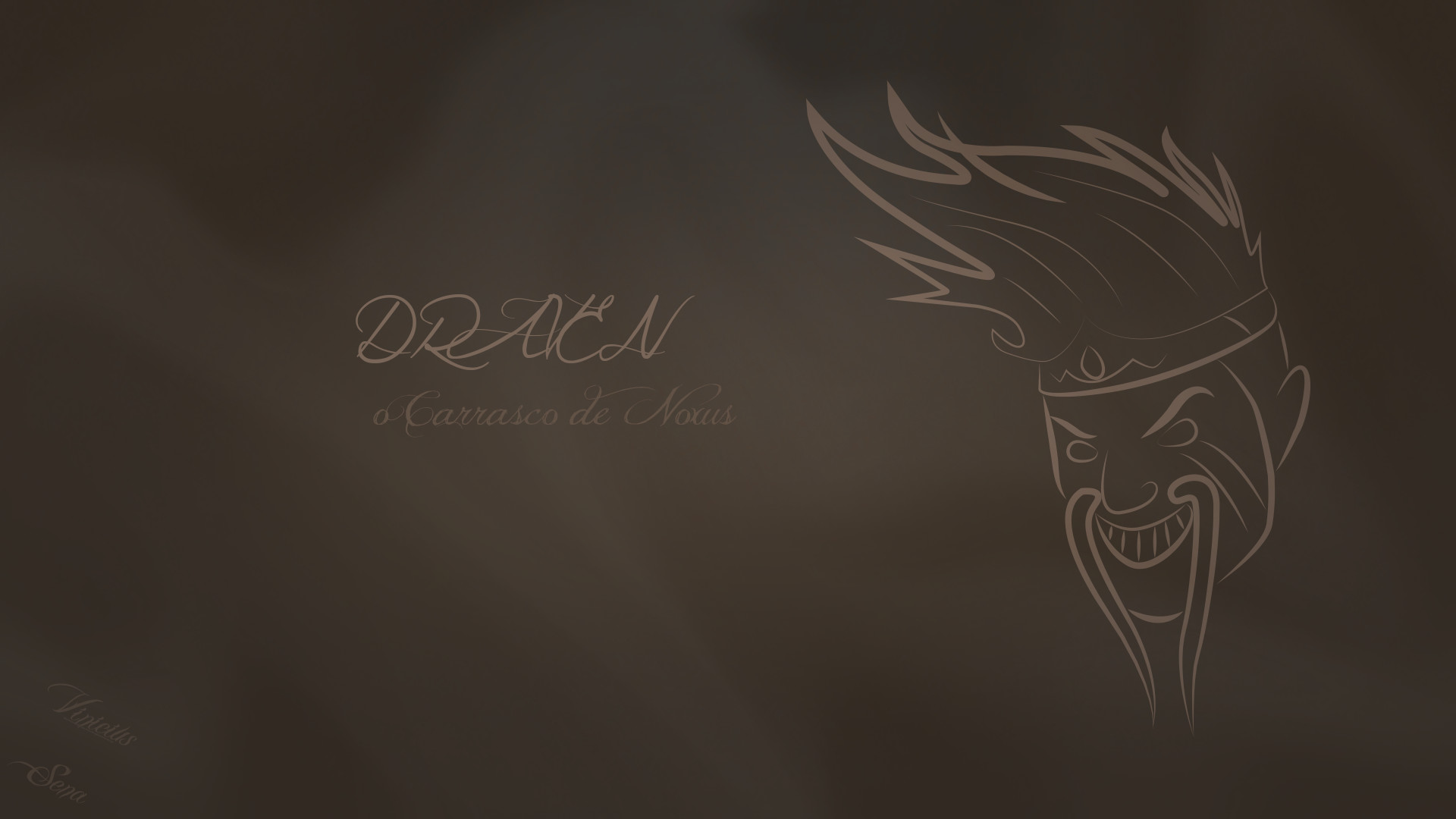 1920x1080 Draven wallpaper