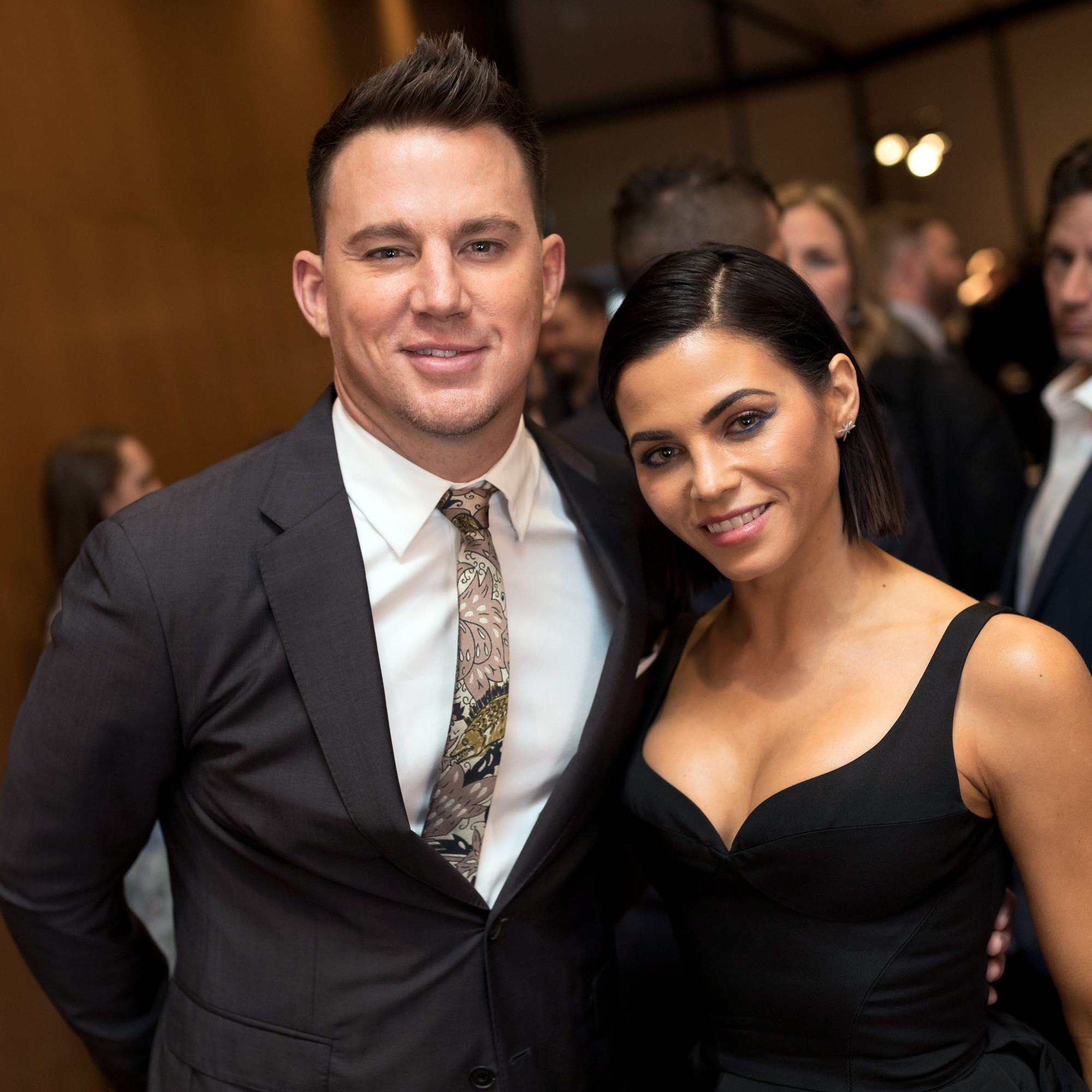 2000x2000 Jenna Dewan Tatum Says She and Channing Schedule Intimacy Time Together |  InStyle.com
