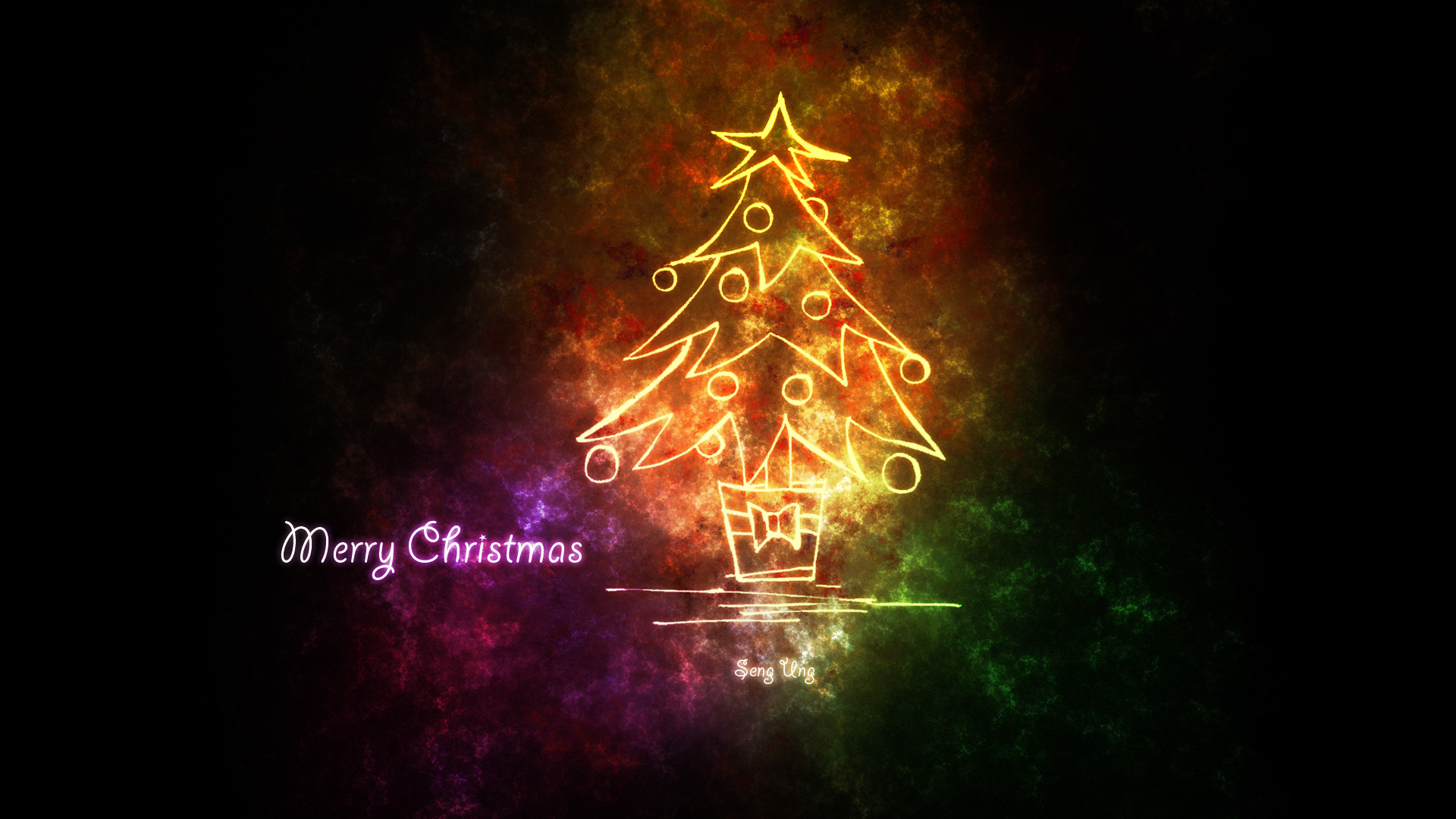 Christmas HD Wallpaper...
