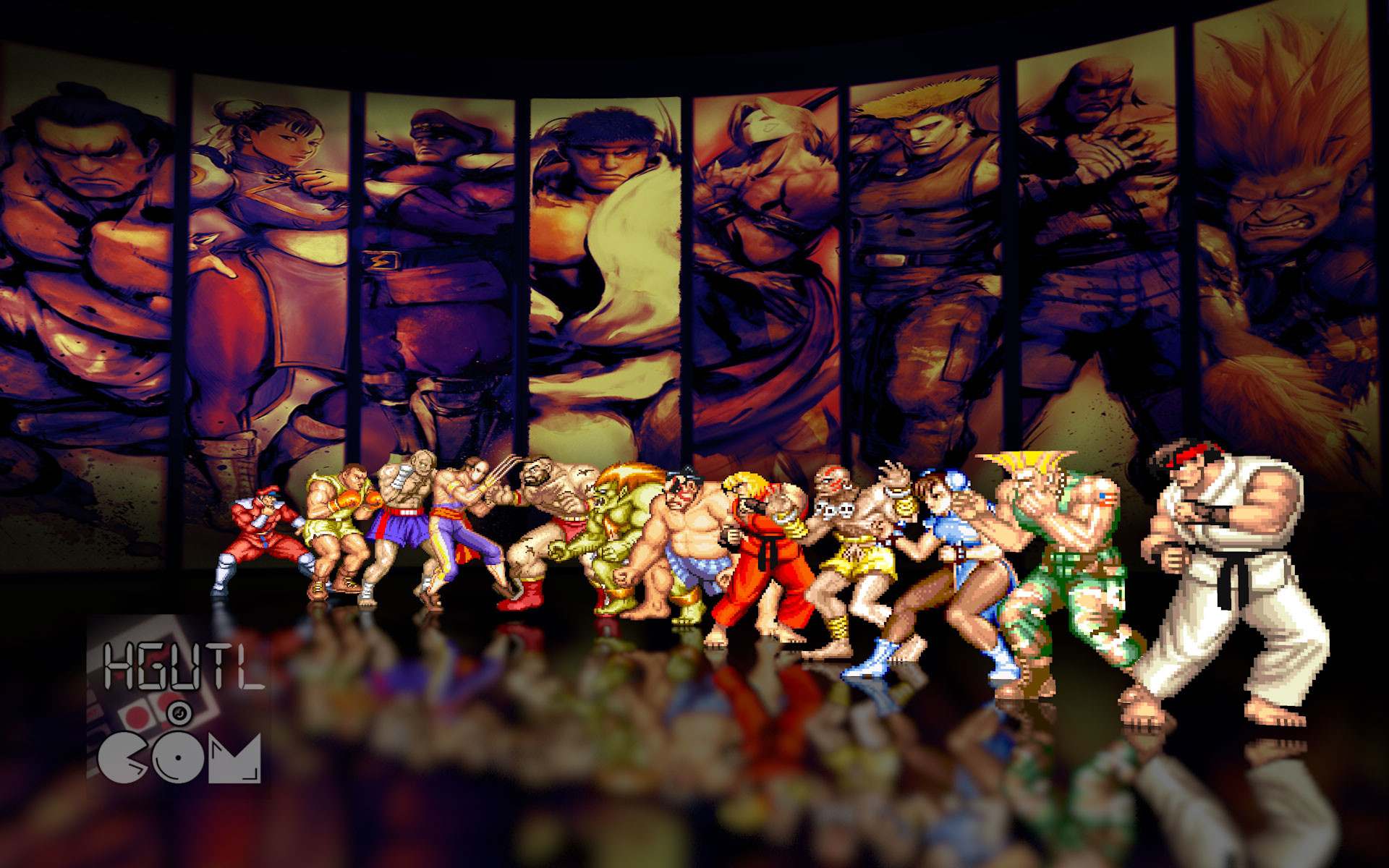 Street Fighter 4 Wallpapers: Street Fighter 4 Wallpaper (62+ Images