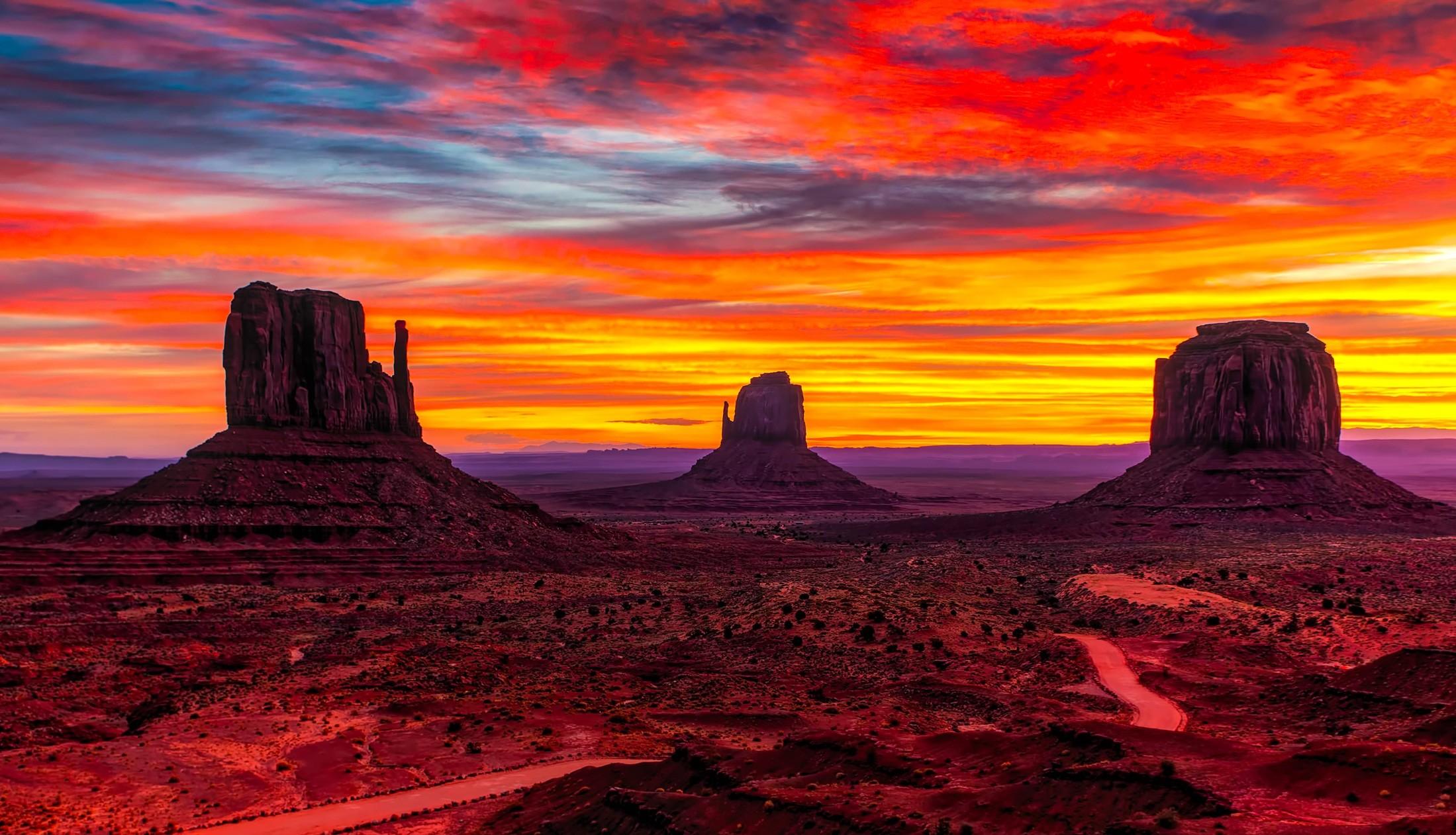 Arizona Sunset Wallpaper 52 Images