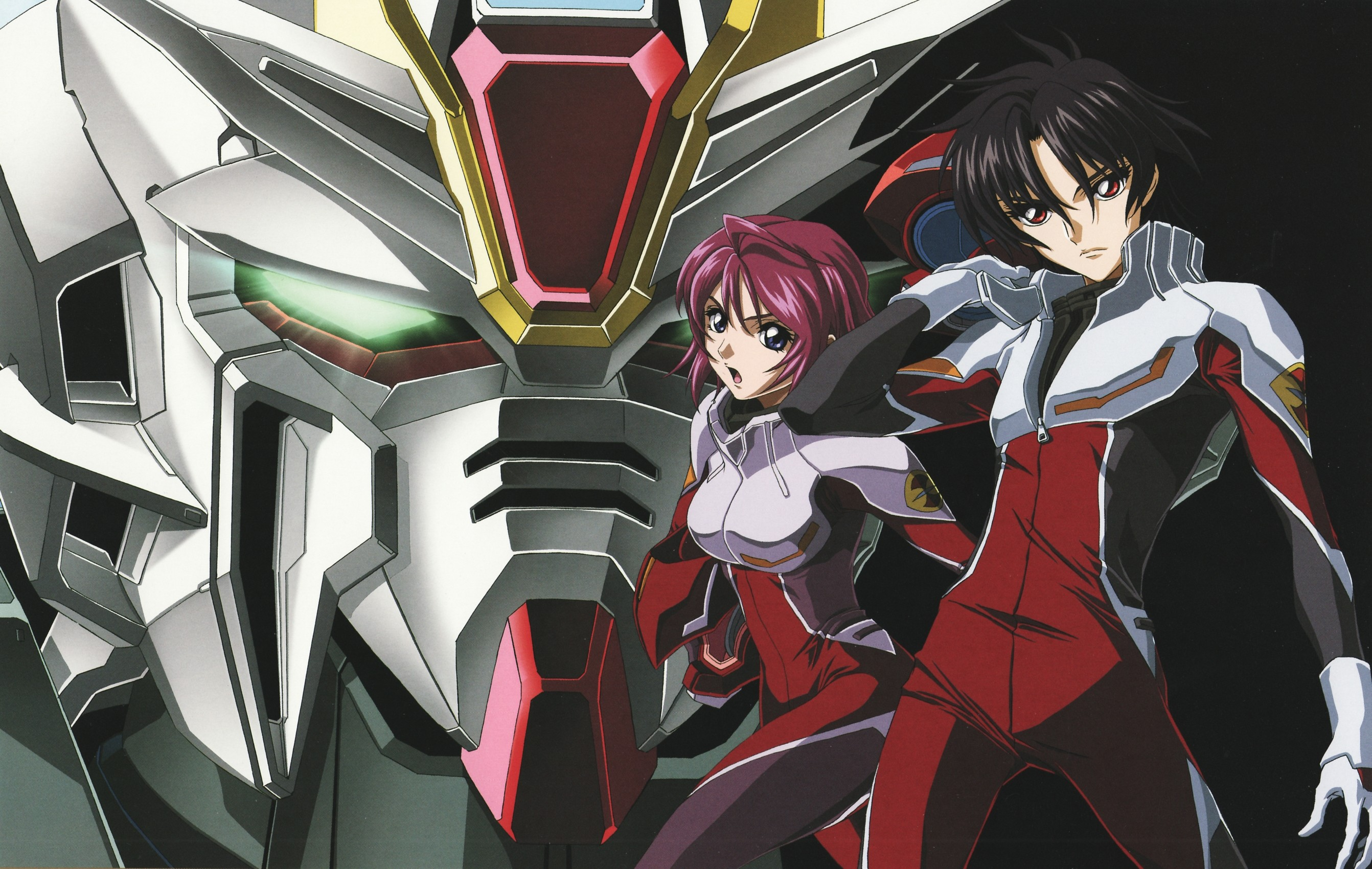 2684x1700 Mobile Suit Gundam Seed Destiny Wallpaper HD