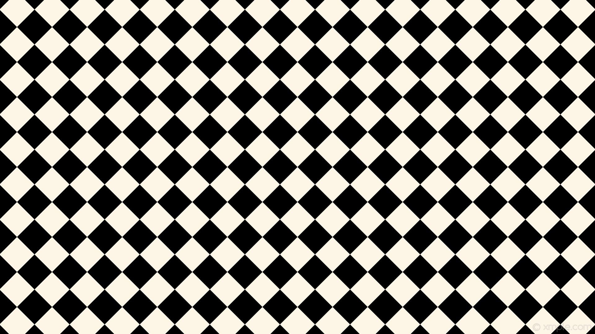 White square wallpaper