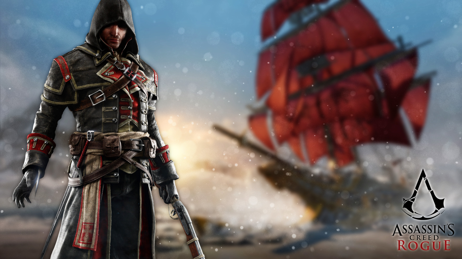 1920x1080 Assassin's Creed Rogue Wallpaper by ZeroMask Assassin's Creed Rogue  Wallpaper by ZeroMask