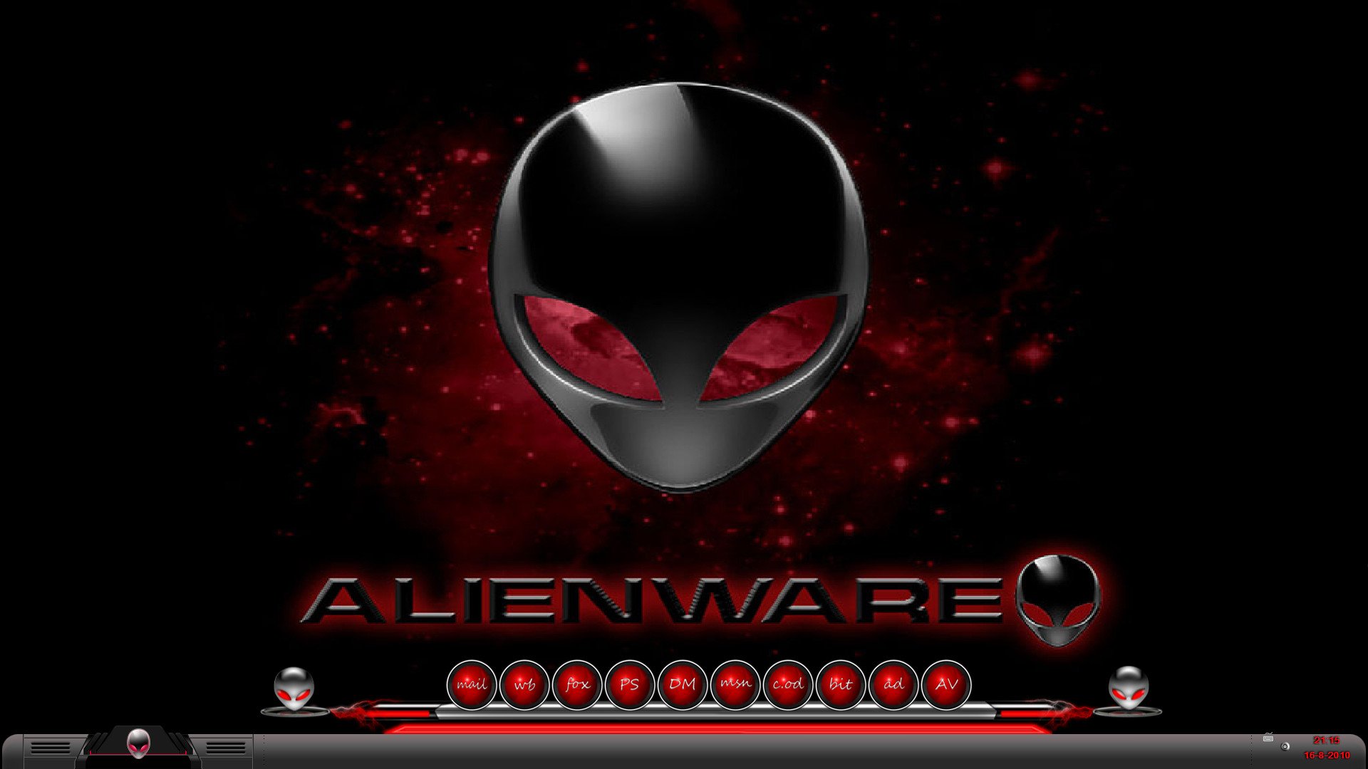 Alienware wallpapers for windows 7 wallpapersafari - 1920x1200 Alienware Wallpaper 1920x1080 Wallpapersafari