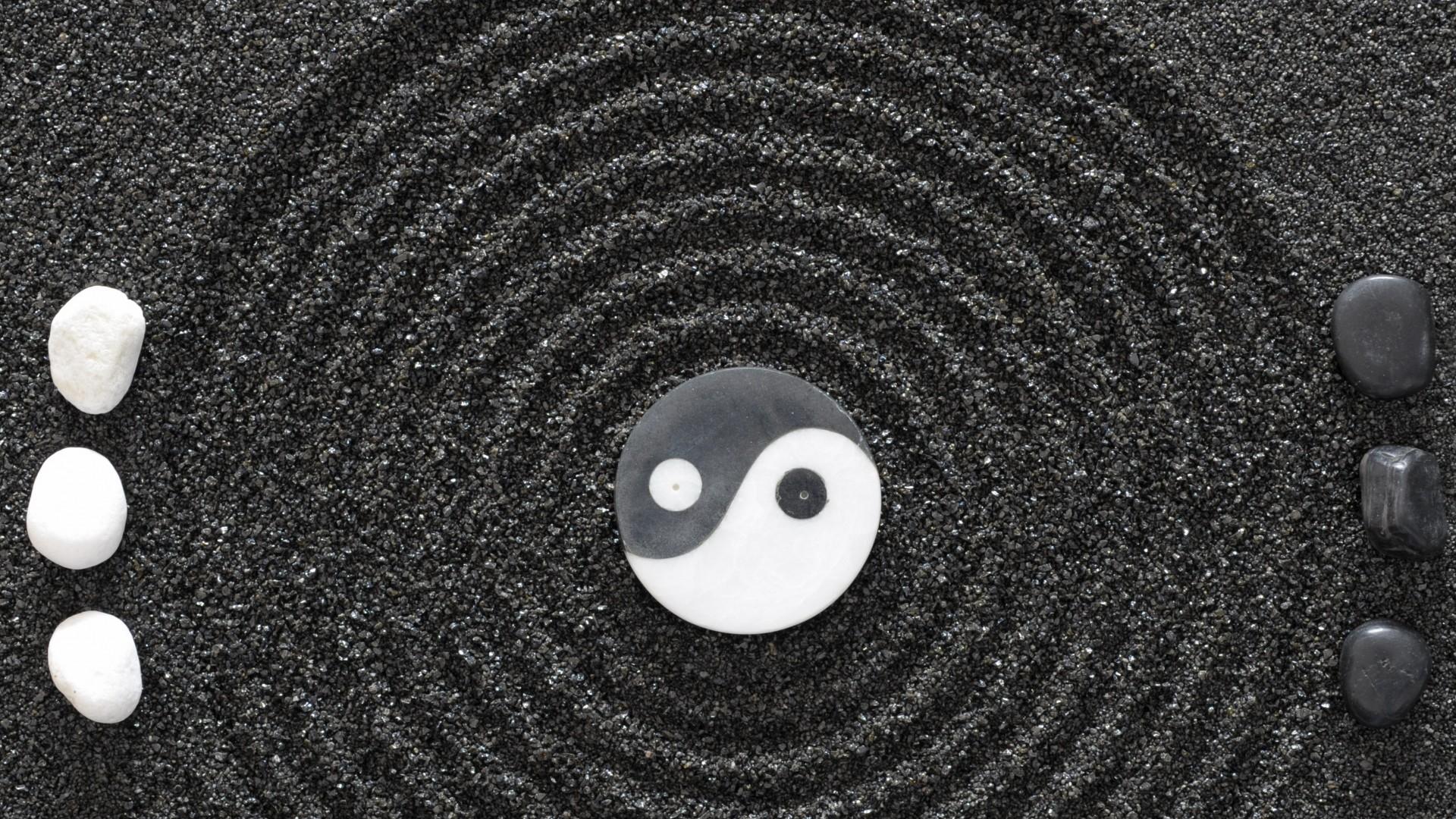 Cool Yin Yang Wallpaper (61+ images)