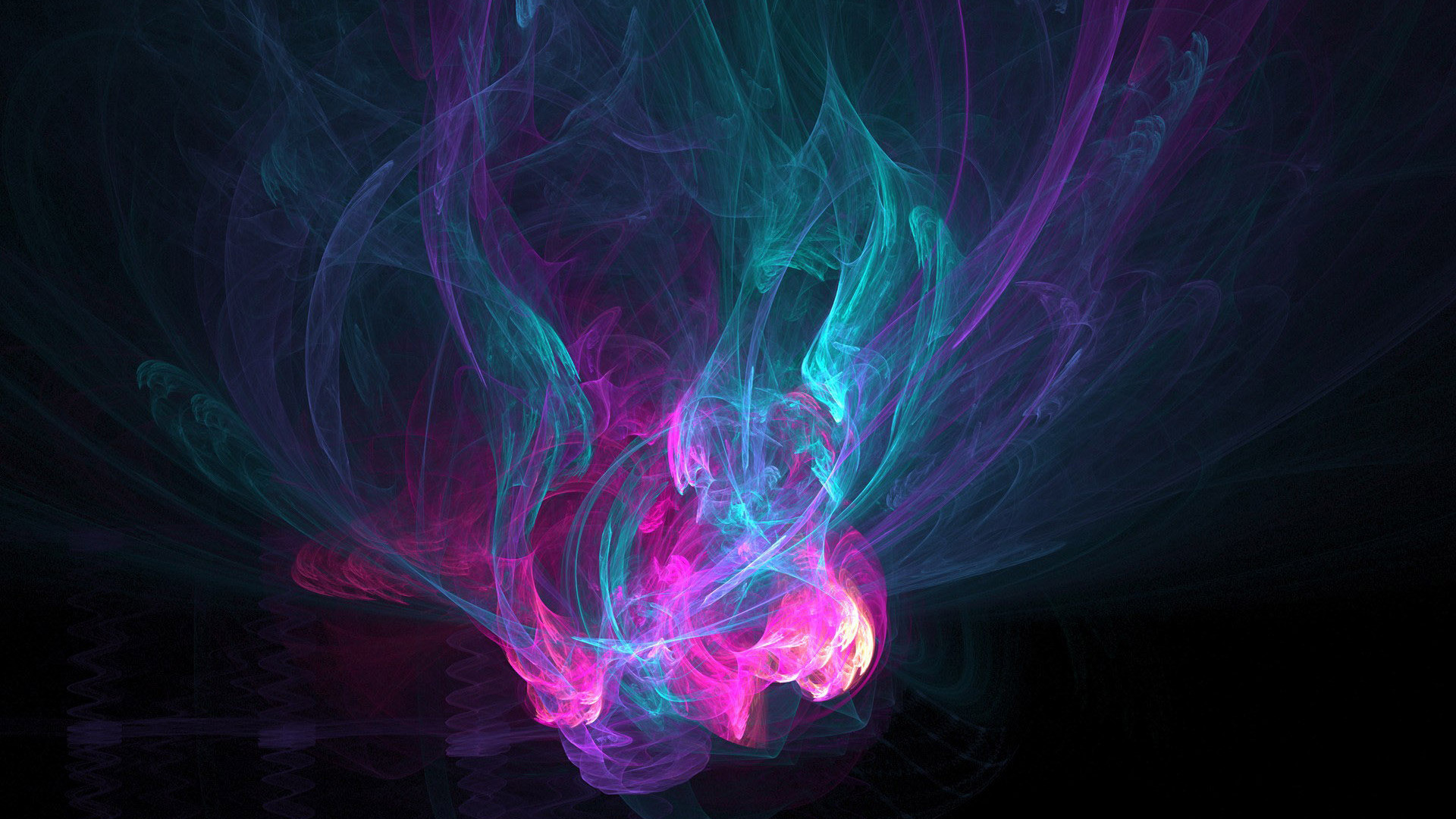 1920x1080 Neon smoke HD Wallpaper  Neon ...