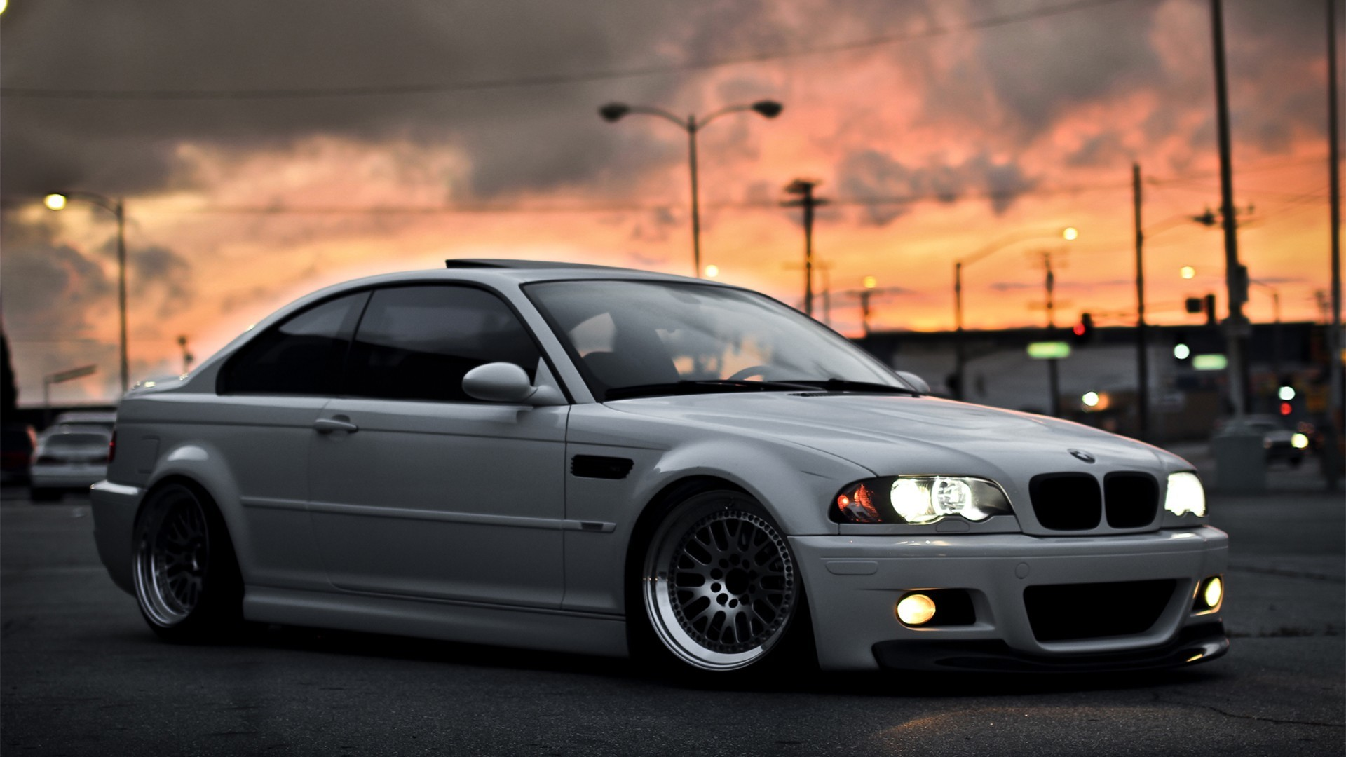 1920x1080 ... bmw m3 e46 crystal city car 2014 blue. bmw m3 wallpapers . ...