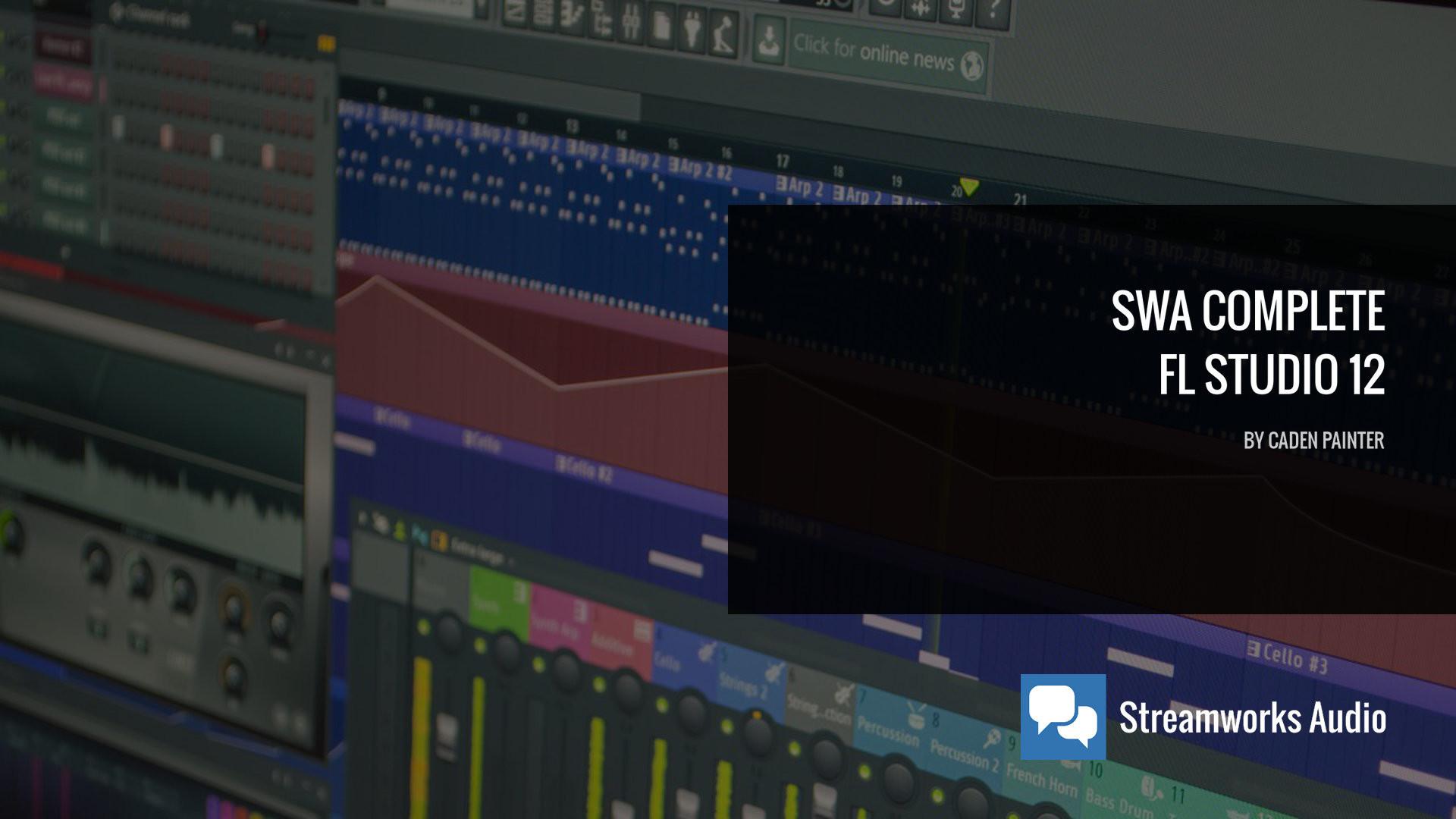 download crack fl studio 12.3
