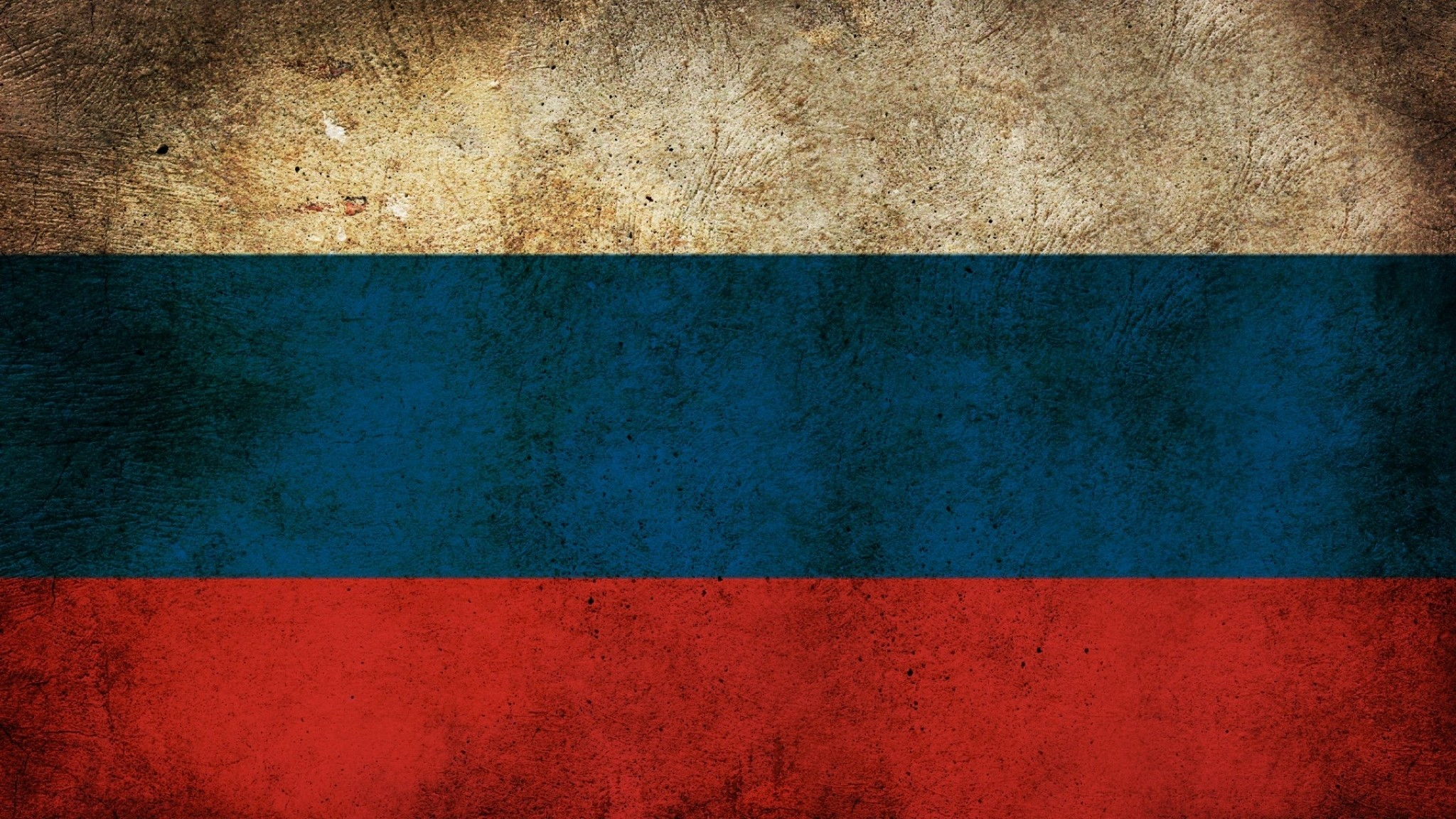 2048x1152 Preview wallpaper flag, texture, background, russia, symbolism