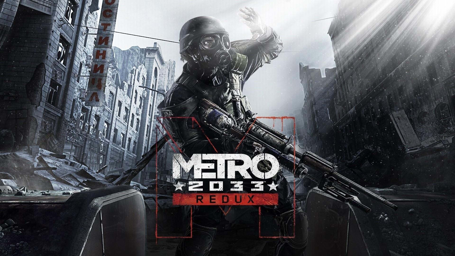 Metro 2033 Wallpaper 1920x1080 80 Images