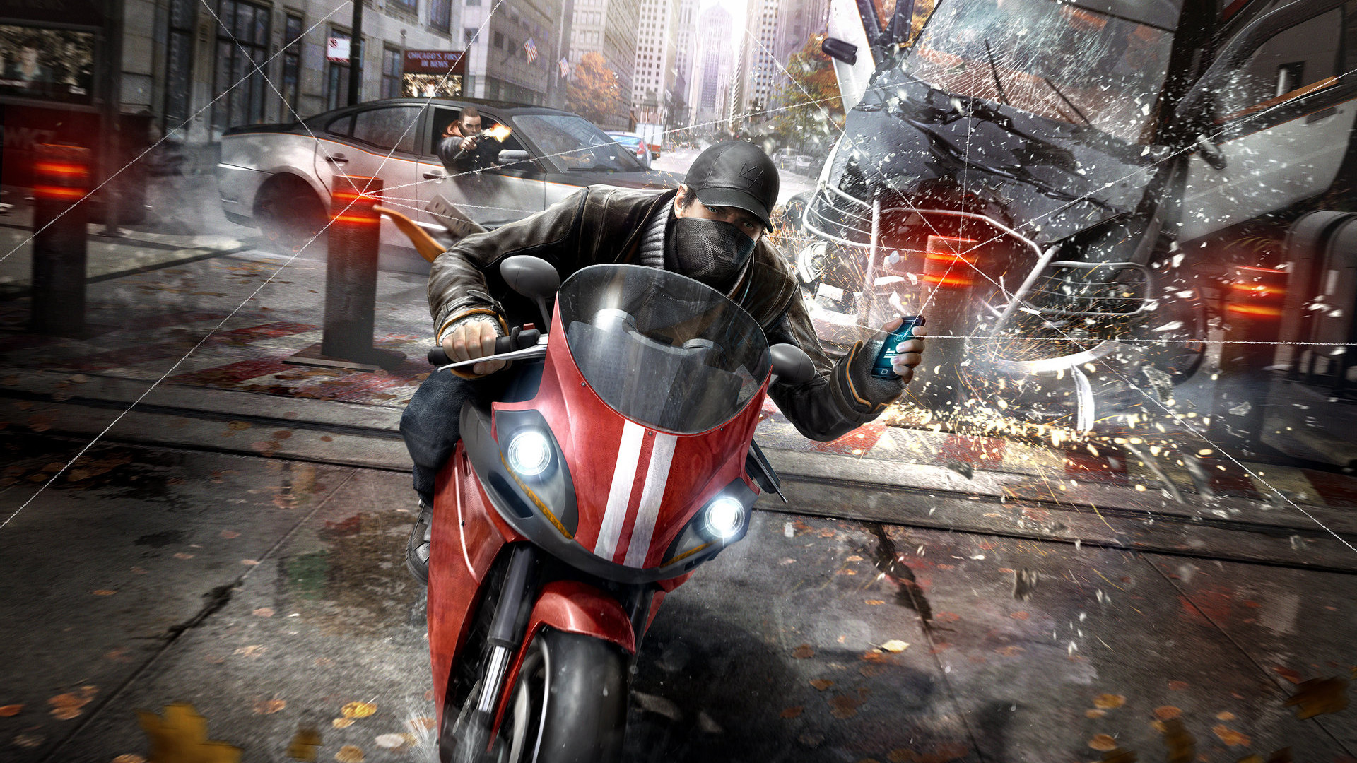 1920x1080 Awesome Watch Dogs Wallpaper 43837