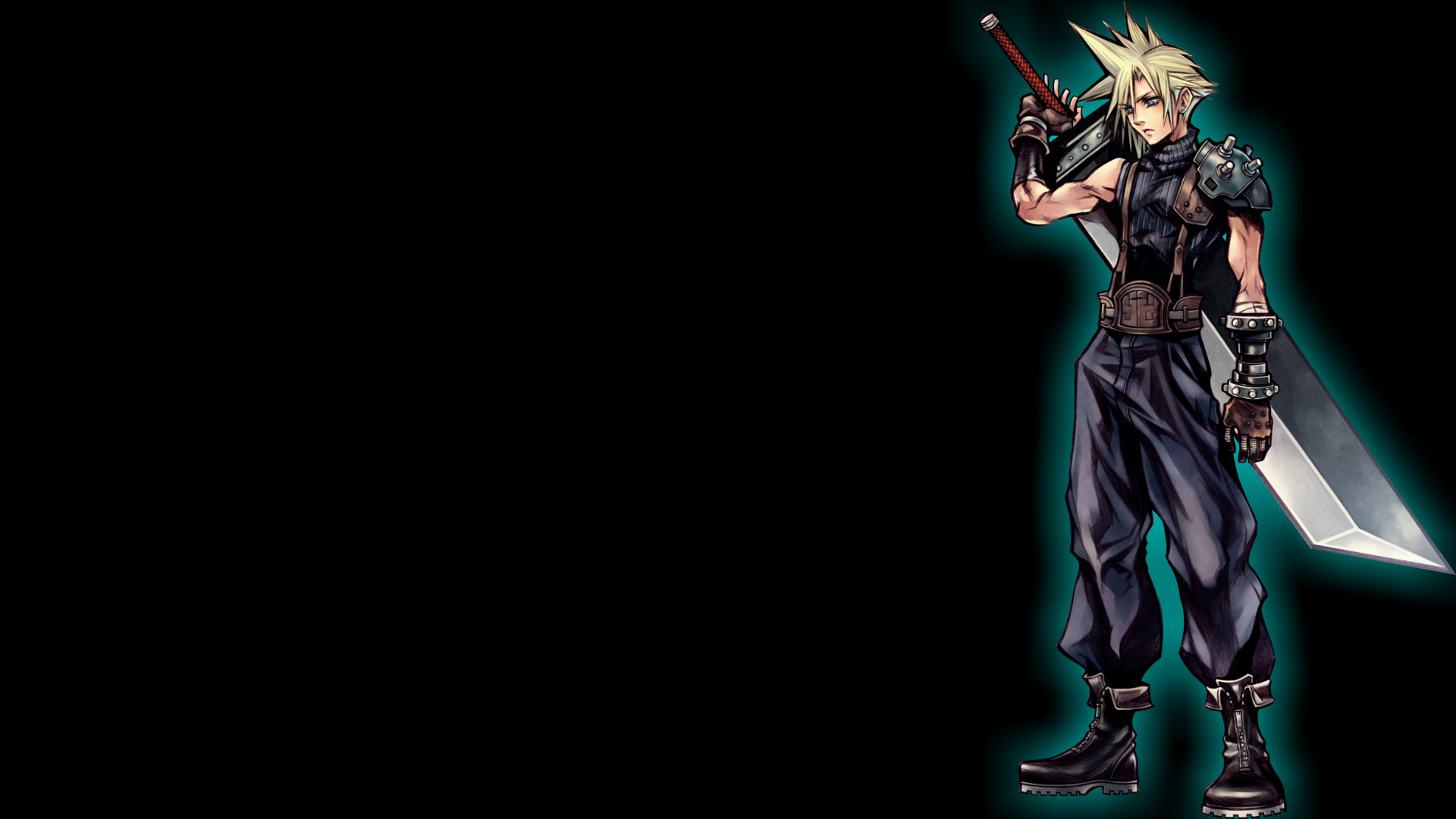 1920x1080 Final Fantasy VII Wallpapers Wallpaper 1600×1000 Ff7 Wallpapers (45  Wallpapers) | Adorable
