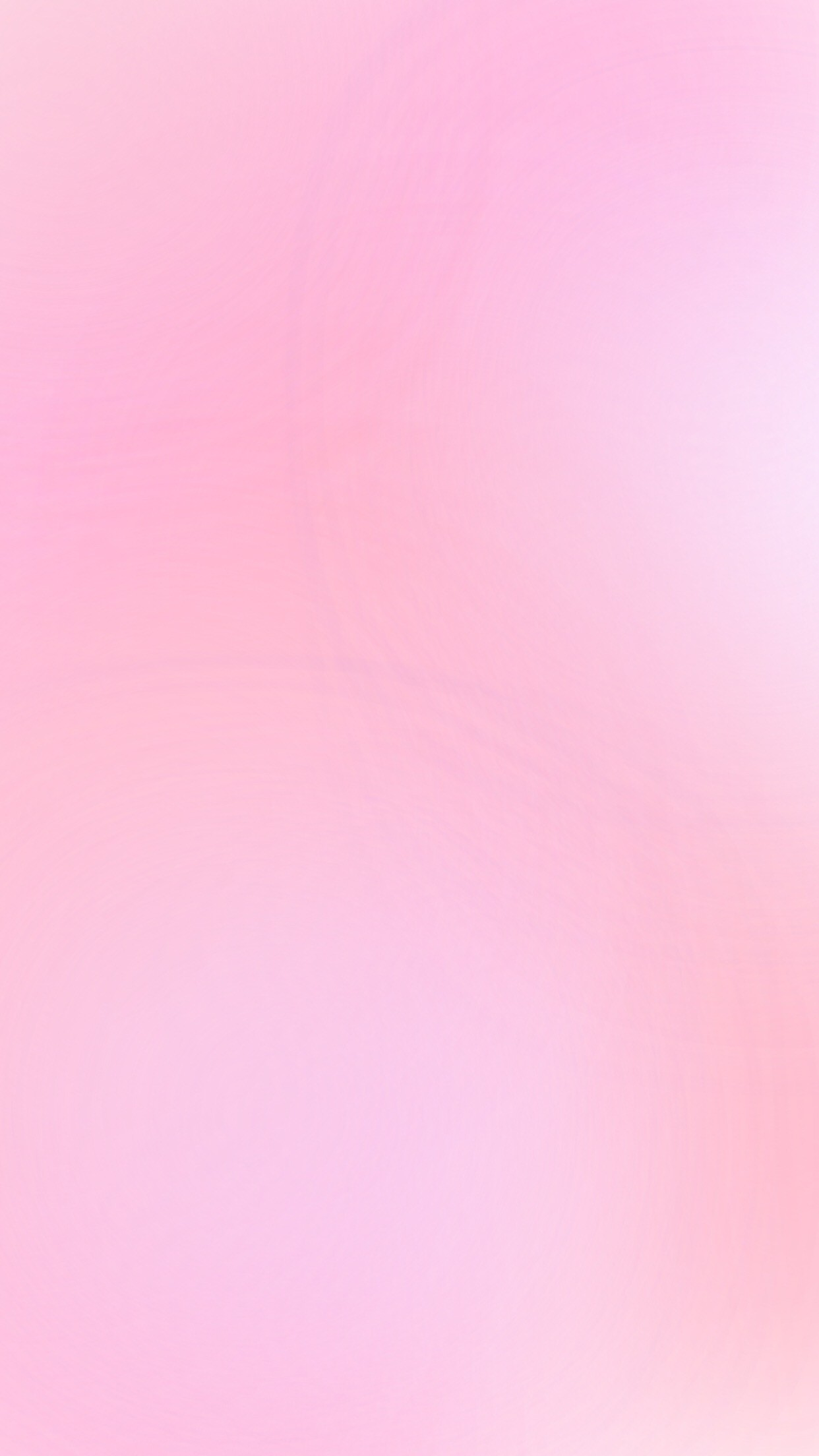 1242x2208 Pastel pink ombre (gradient) phone wallpaper
