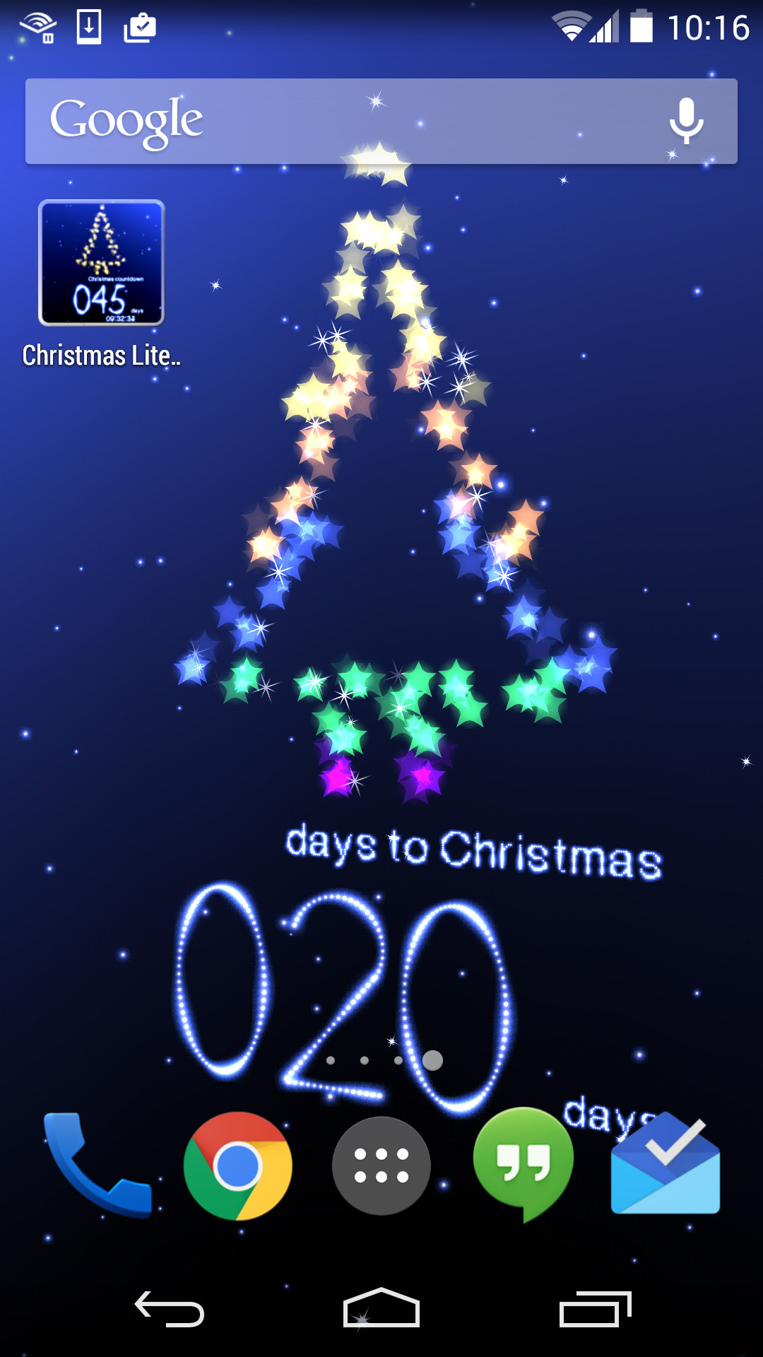 Calendar Countdown Wallpaper : Countdown to christmas wallpaper images