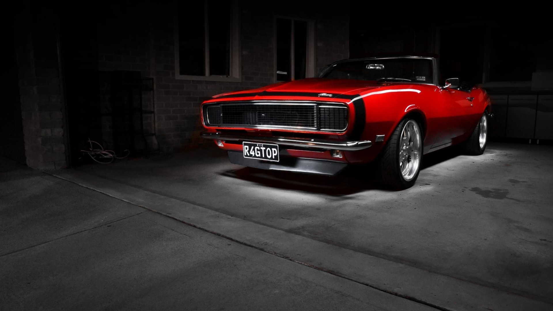 Muscle Car Wallpaper 1920x1080 (70+ Images