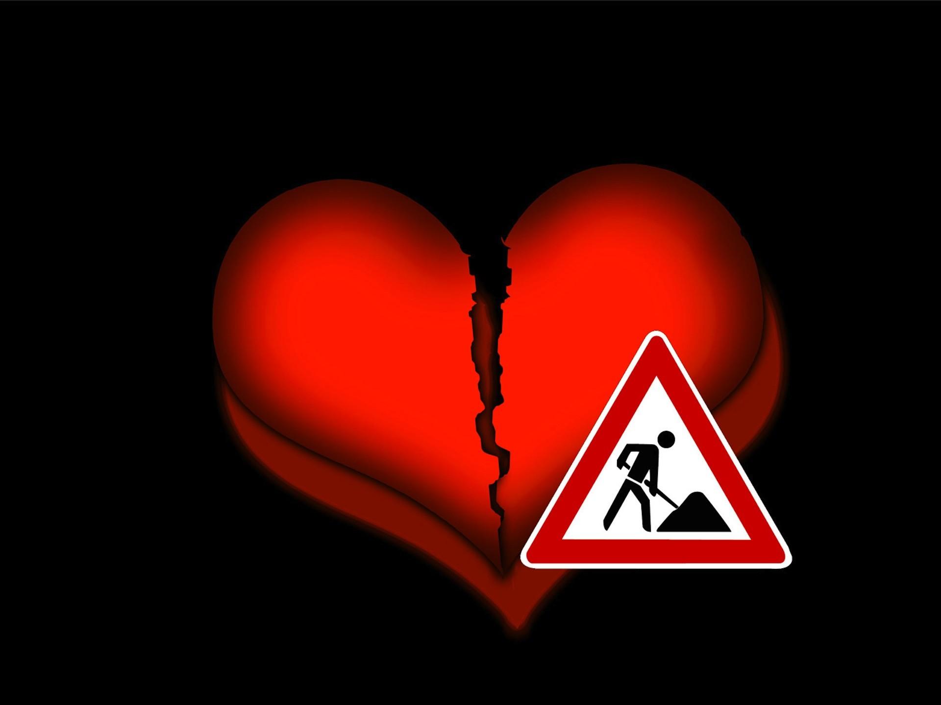 Heart Broken Wallpaper (64+ images)