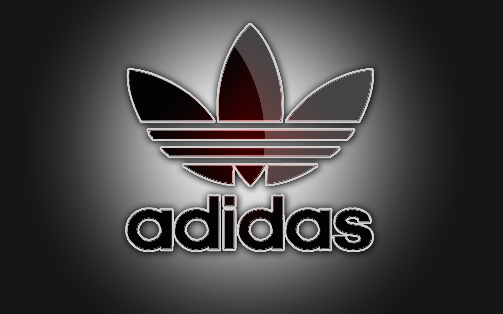 1920x1200 New HD Adidas Mehron Logo Wallpaper