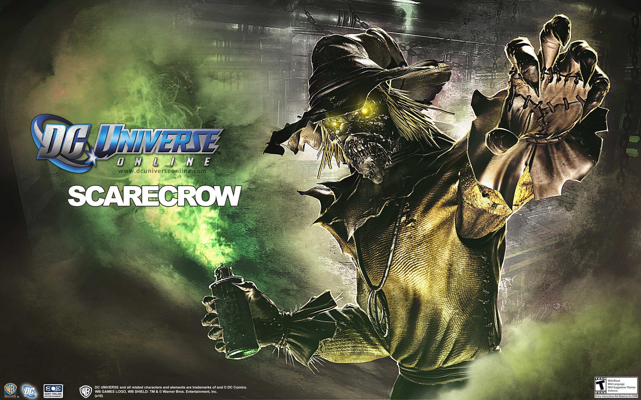 2560x1600 #1306465, Images for Desktop: DC Universe Online wallpaper