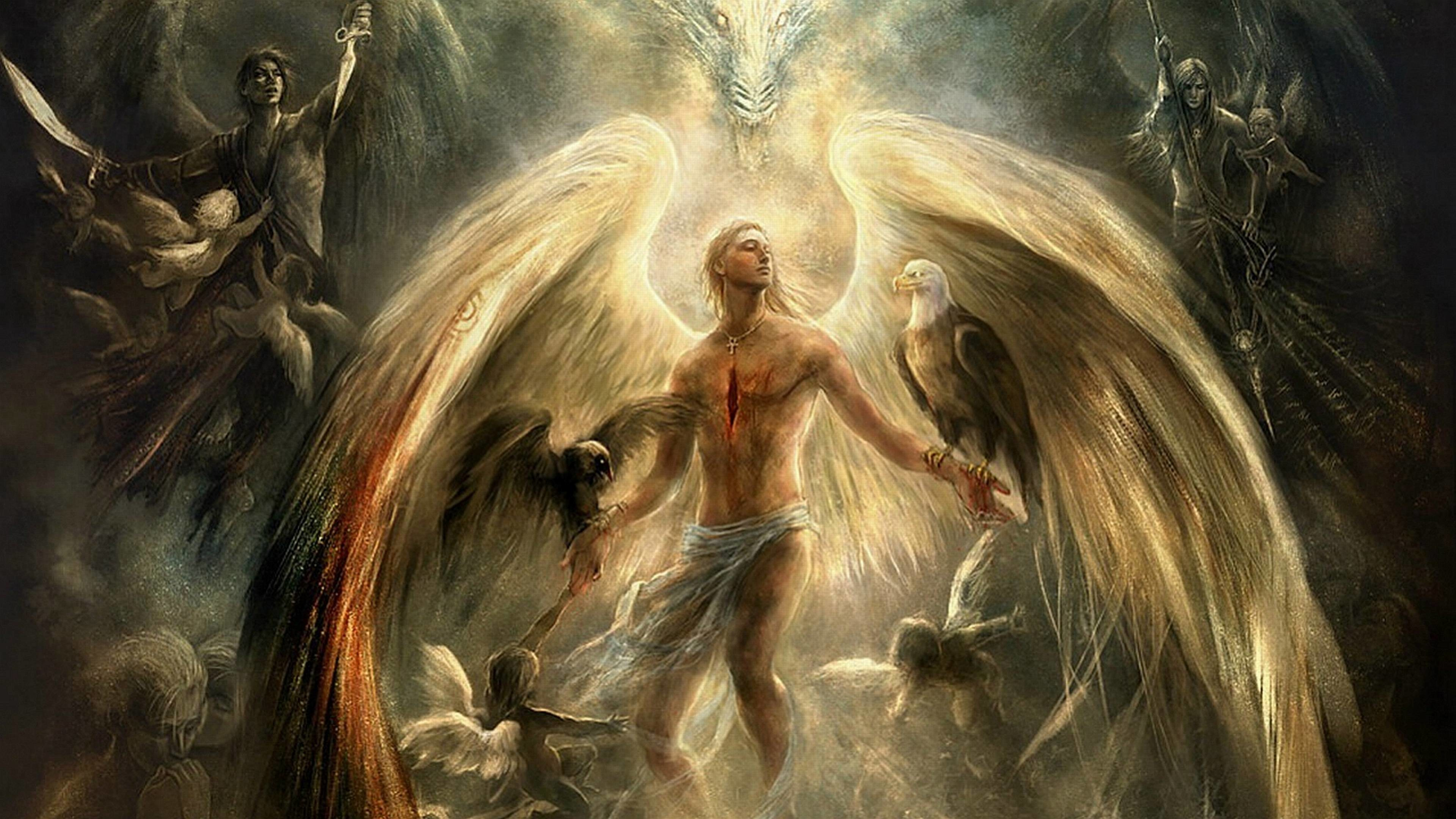 Angel Wallpaper and Screensavers (50+ images)