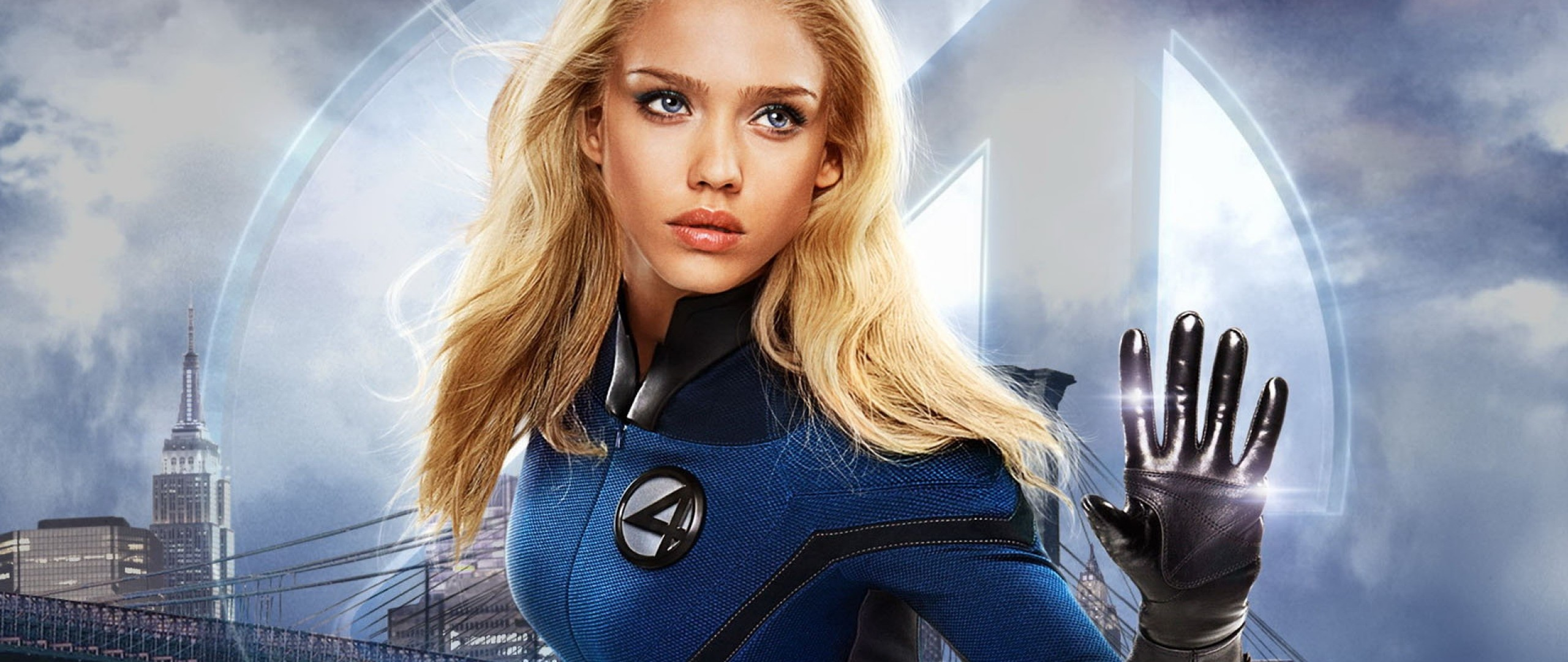 2560x1080 Invisible Woman Wallpapers